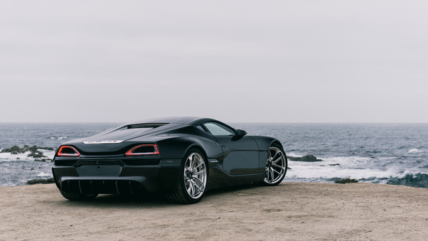 Full HD 2018 Rimac C Two California Edition Wallpaper