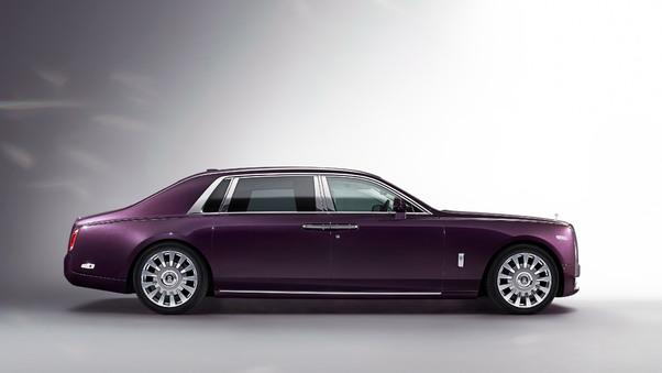 Full HD 2018 Rolls Royce Phantom Ewb Chengdu Wallpaper