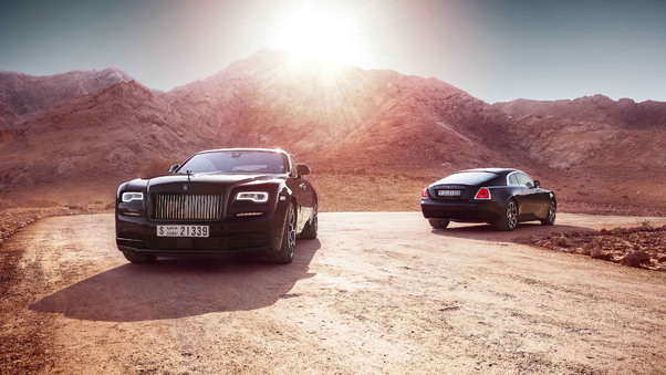 Full HD Rolls Royce Wraith Kryptos Collection 2020 Wallpaper