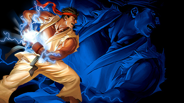 Ryu hadouken street fighter 2 hd games 4k wallpapers images backgrounds photos and pictures - Ken hd wallpaper ...