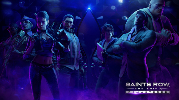 Saints Row The Third Remastered Hd Games 4k Wallpapers Images Backgrounds Photos And Pictures