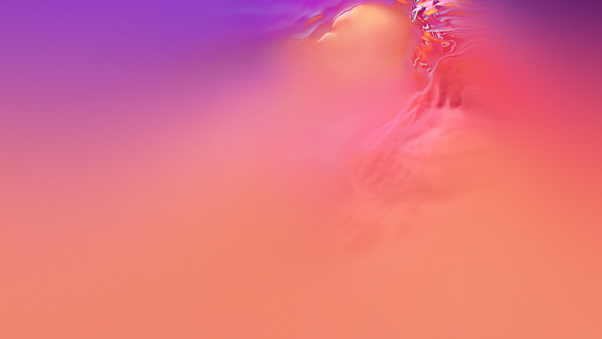 Samsung Galaxy S10 Pink Hd Abstract 4k Wallpapers Images