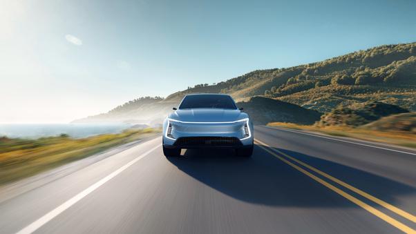 Full HD Sf Motors Sf5 Concept Car Wallpaper