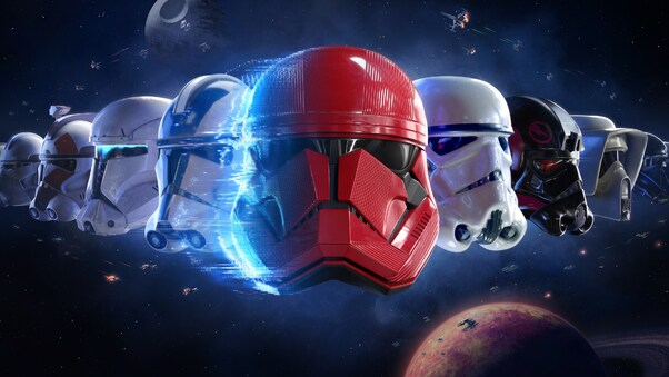 Star Wars Battlefront 2 4k 2020 Hd Games 4k Wallpapers Images Backgrounds Photos And Pictures