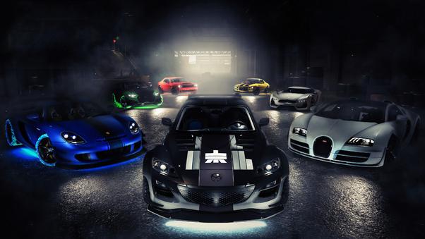 Full HD Lamborghini The Crew 2 Wallpaper