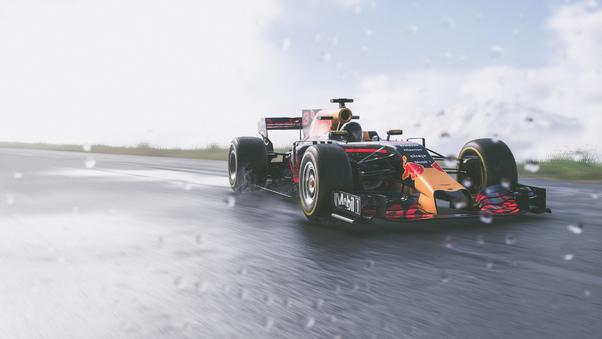 Full HD Red Bull Rb12 F1 5k Wallpaper