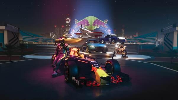 Full HD Red Bull Rb12 Wallpaper