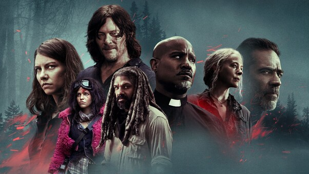 The Walking Dead Season 10, HD Tv Shows, 4k Wallpapers, Images,  Backgrounds, Photos and Pictures