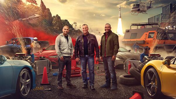 Full HD Top Gear Cars 4k Wallpaper