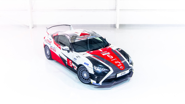 Full HD Toyota Gt86 Tribute Toyota Ts020 2018 4k Wallpaper
