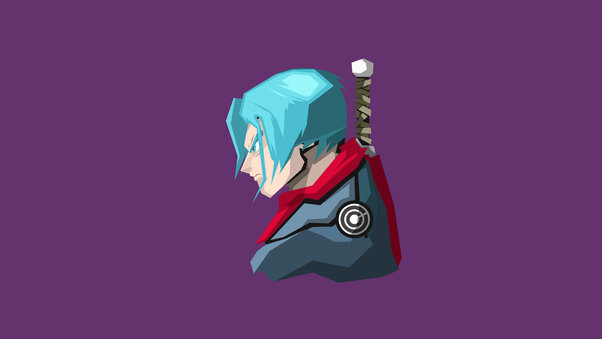 Trunks Dragon Ball Super Minimalism 4k Hd Anime 4k Wallpapers Images Backgrounds Photos And Pictures