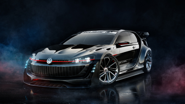 Full HD Volkswagen Gti Gran Turismo 4k Wallpaper