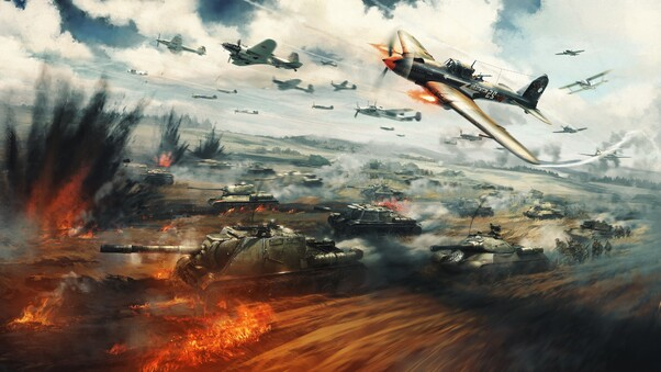 War Thunder 4k Hd Games 4k Wallpapers Images Backgrounds