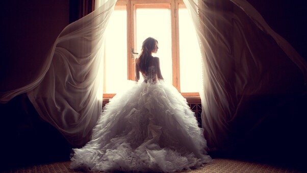 b8c32a9aa8ae Wedding Dress Bride, HD Girls, 4k Wallpapers, Images, Backgrounds ...