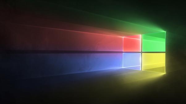 4k resolution windows 10 dark wallpaper 4k