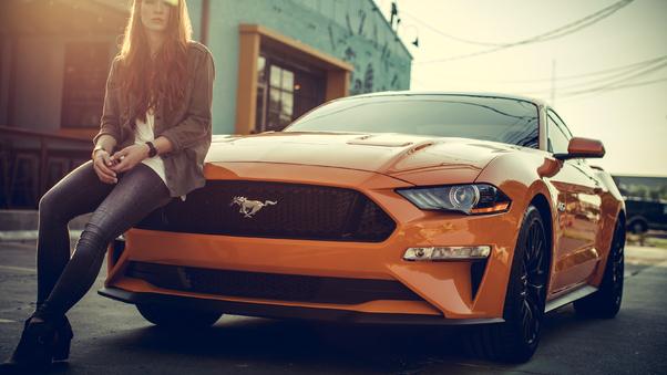 Full HD Women With Cars 4k Wallpaper