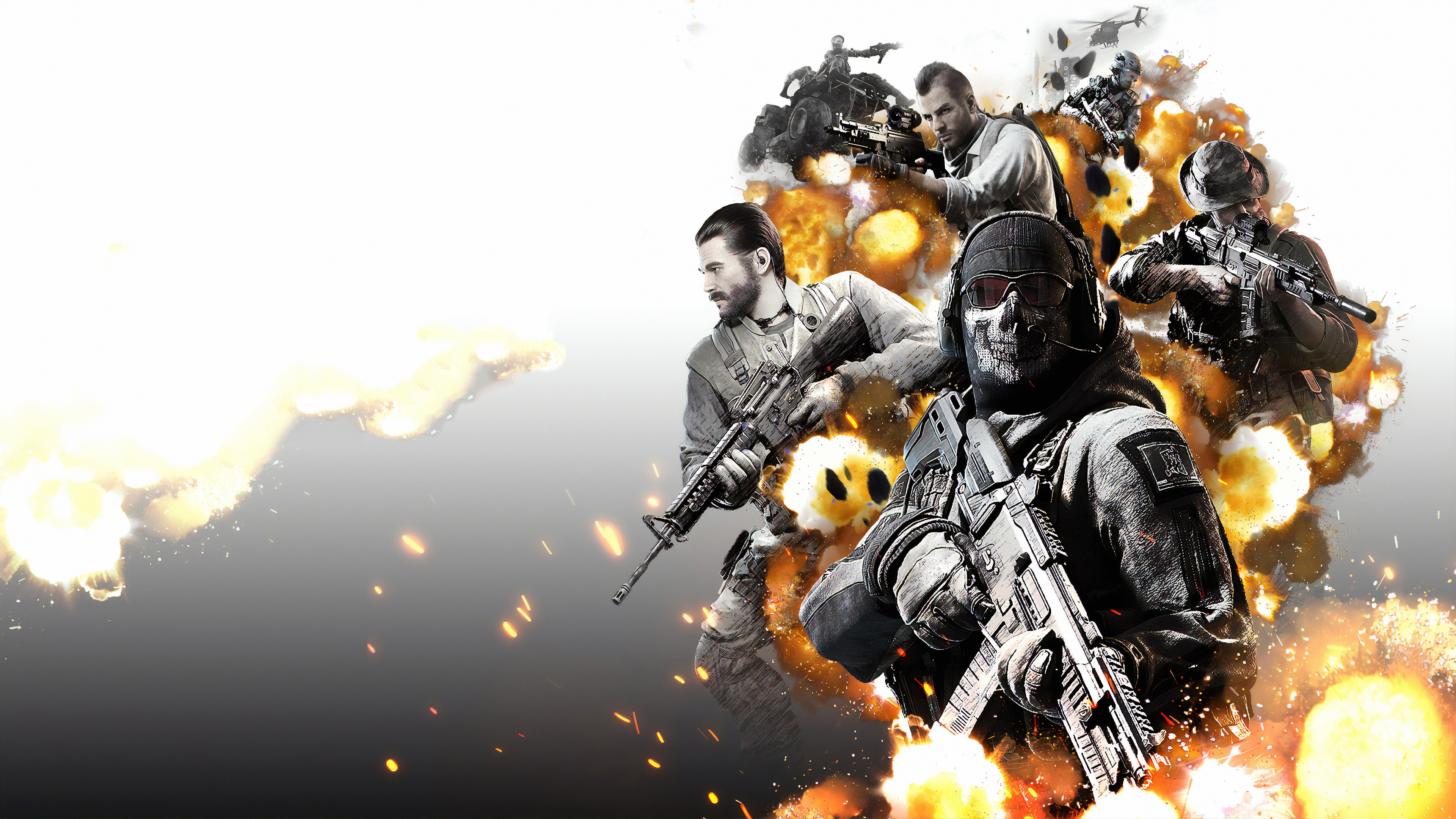 Call Of Duty Mobile 4k Hd Games 4k Wallpapers Images