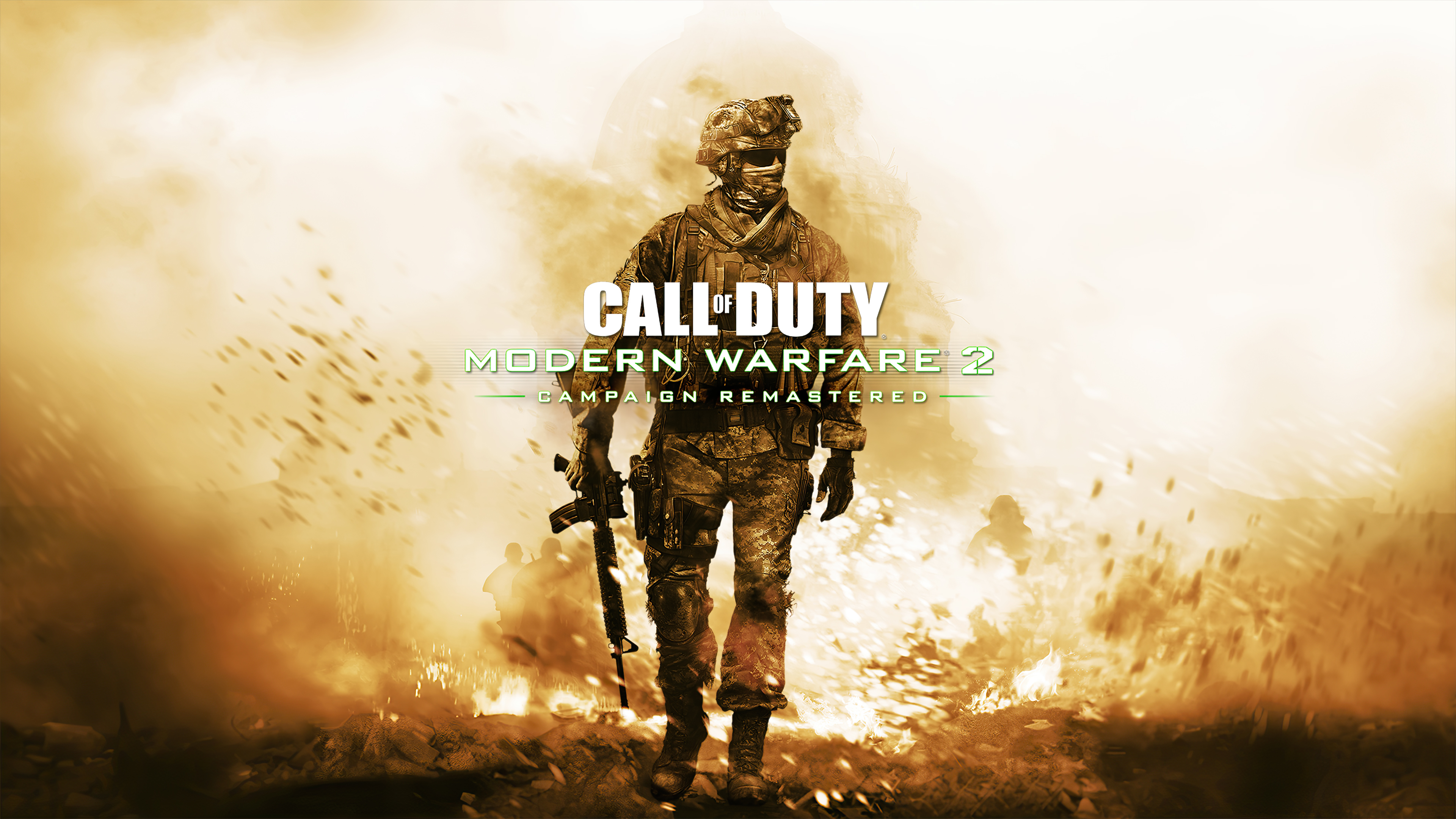 Call Of Duty Modern Warfare 2 Campaign Remastered 4k Hd Games 4k