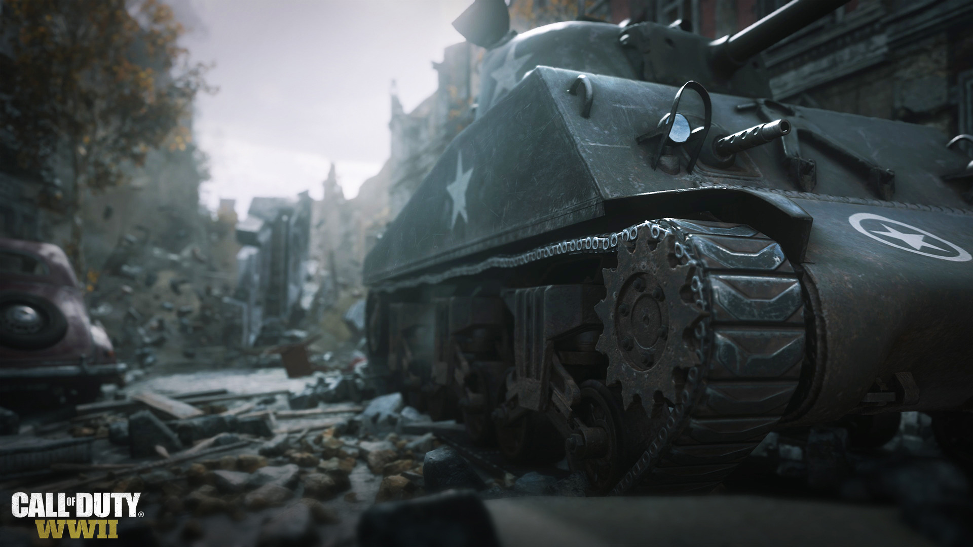 Call Of Duty Ww2 Tank Hd Games 4k Wallpapers Images