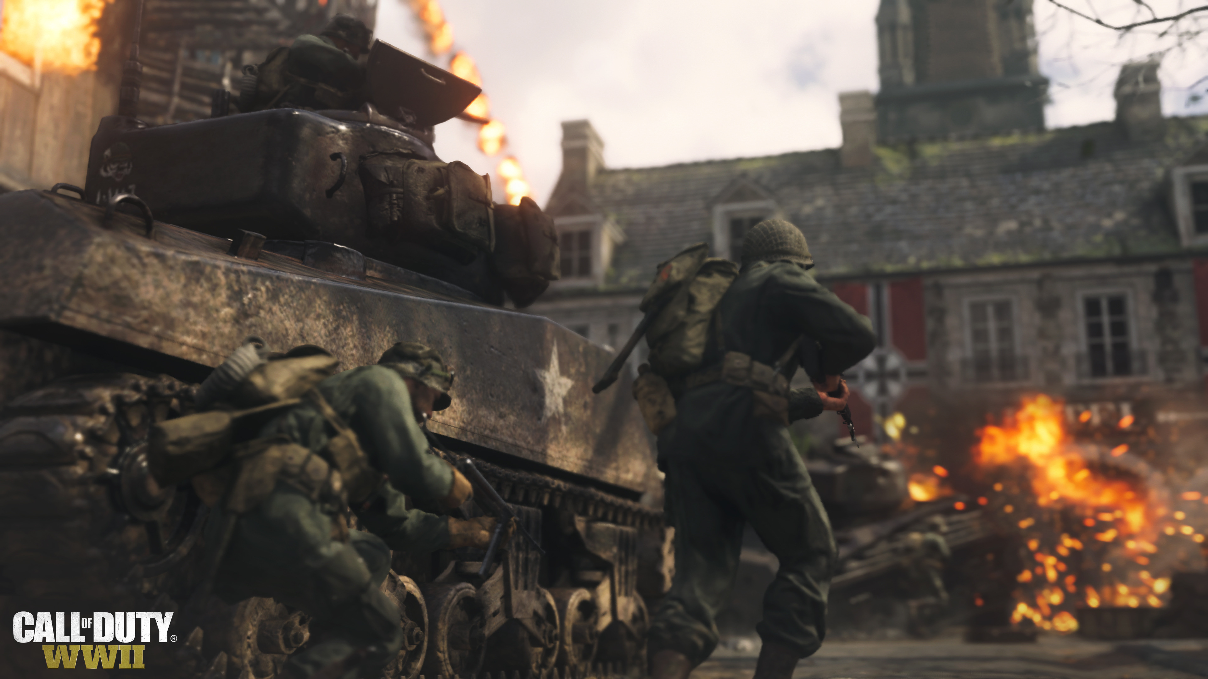 Call Of Duty Ww2 War Hd Games 4k Wallpapers Images Backgrounds