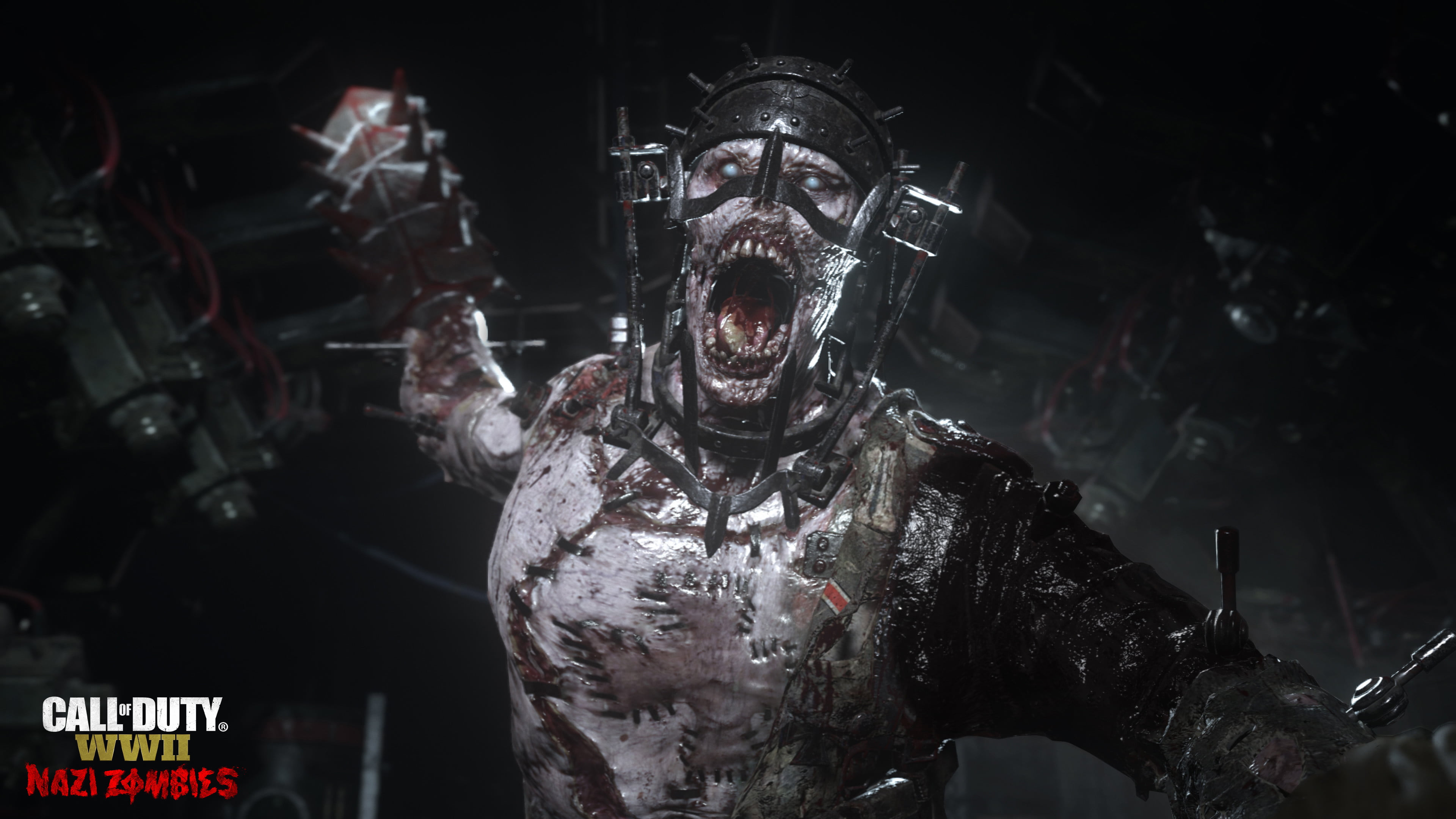 1280x1024 Call Of Duty Wwii Nazi Zombies 1280x1024 Resolution Hd