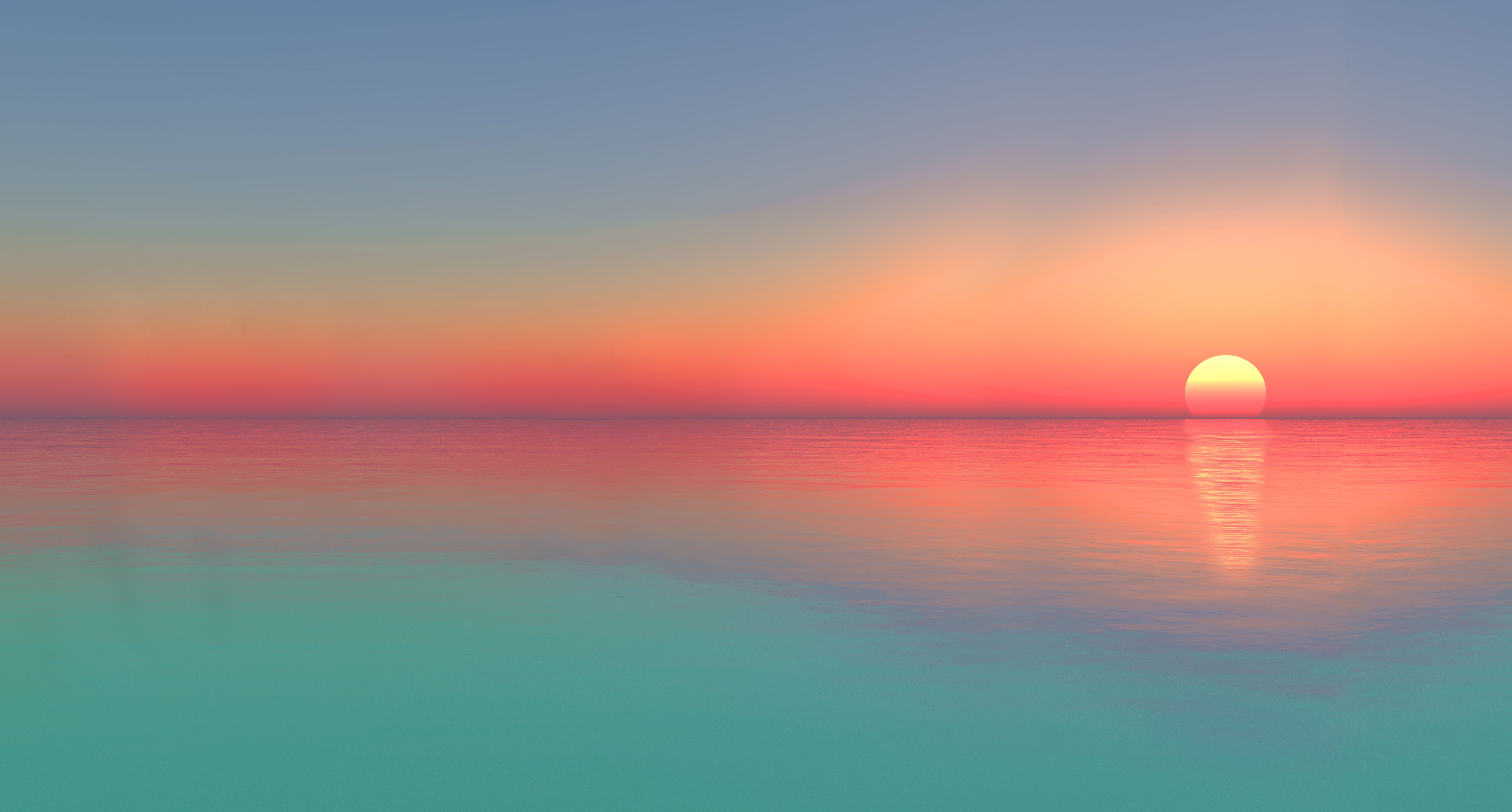 Calm Sunset Ocean Digital Art 5k Hd Artist 4k Wallpapers Images Backgrounds Photos And Pictures 2020 popular 1 trends in home & garden, cellphones & telecommunications, jewelry & accessories, women's clothing with ocean wave sunset and 1. calm sunset ocean digital art 5k hd