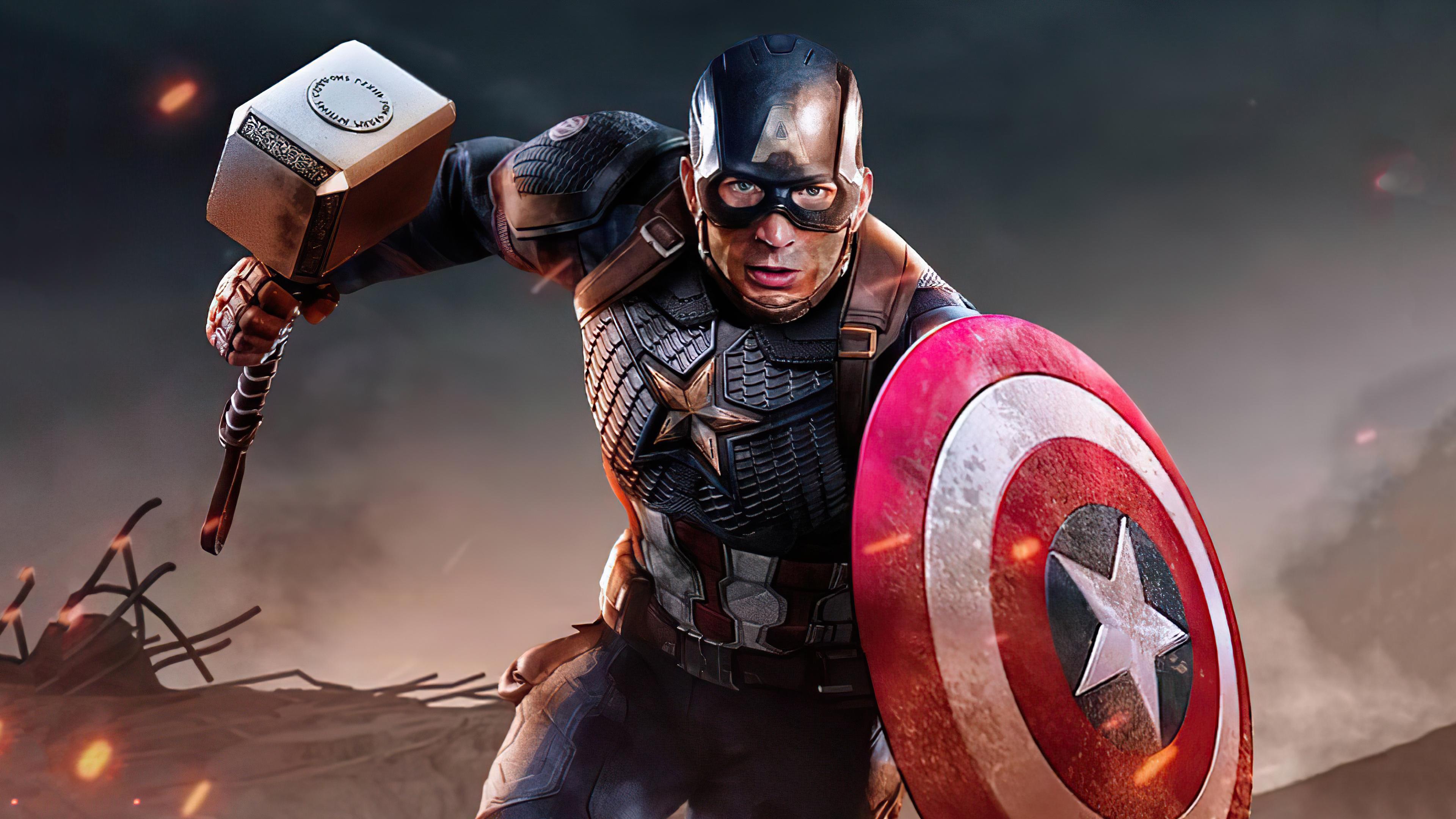 Captain America 2020 4k, HD Superheroes, 4k Wallpapers ...