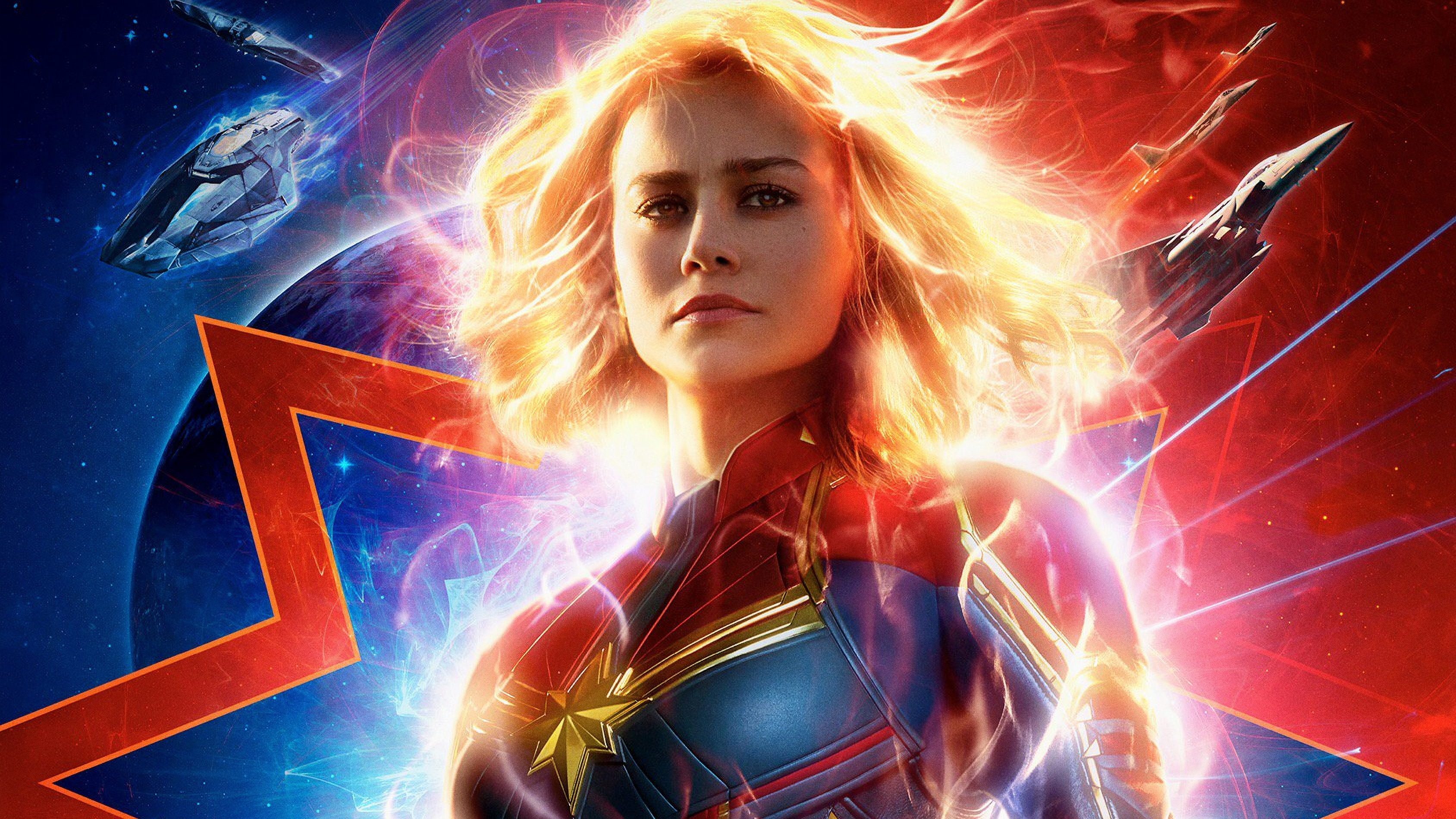 Captain Marvel Movie 2019 4k Hd Movies 4k Wallpapers Images Backgrounds Photos And Pictures