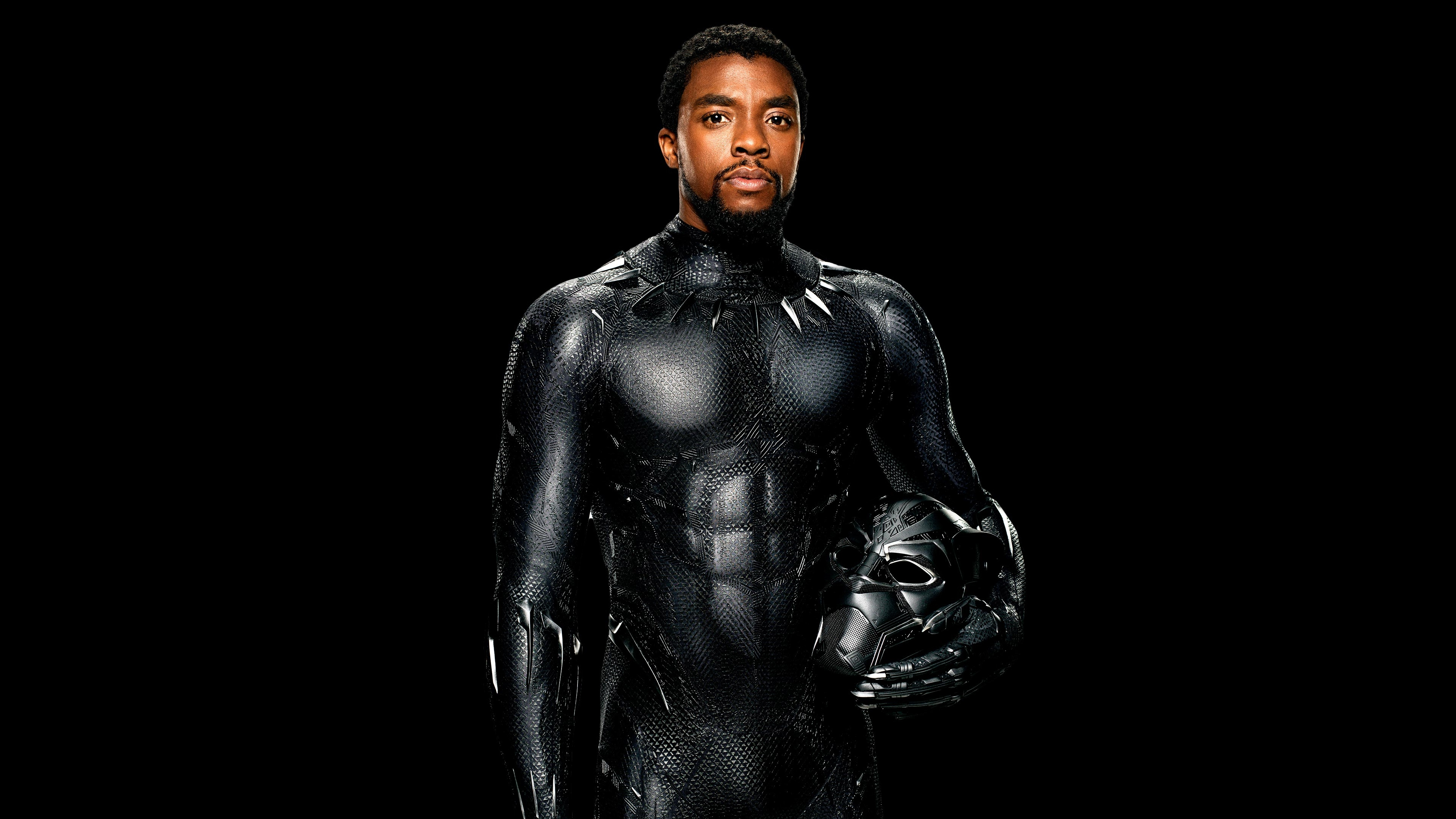 Chadwick Boseman Black Panther 4k Hd Movies 4k Wallpapers Images Backgrounds Photos And Pictures
