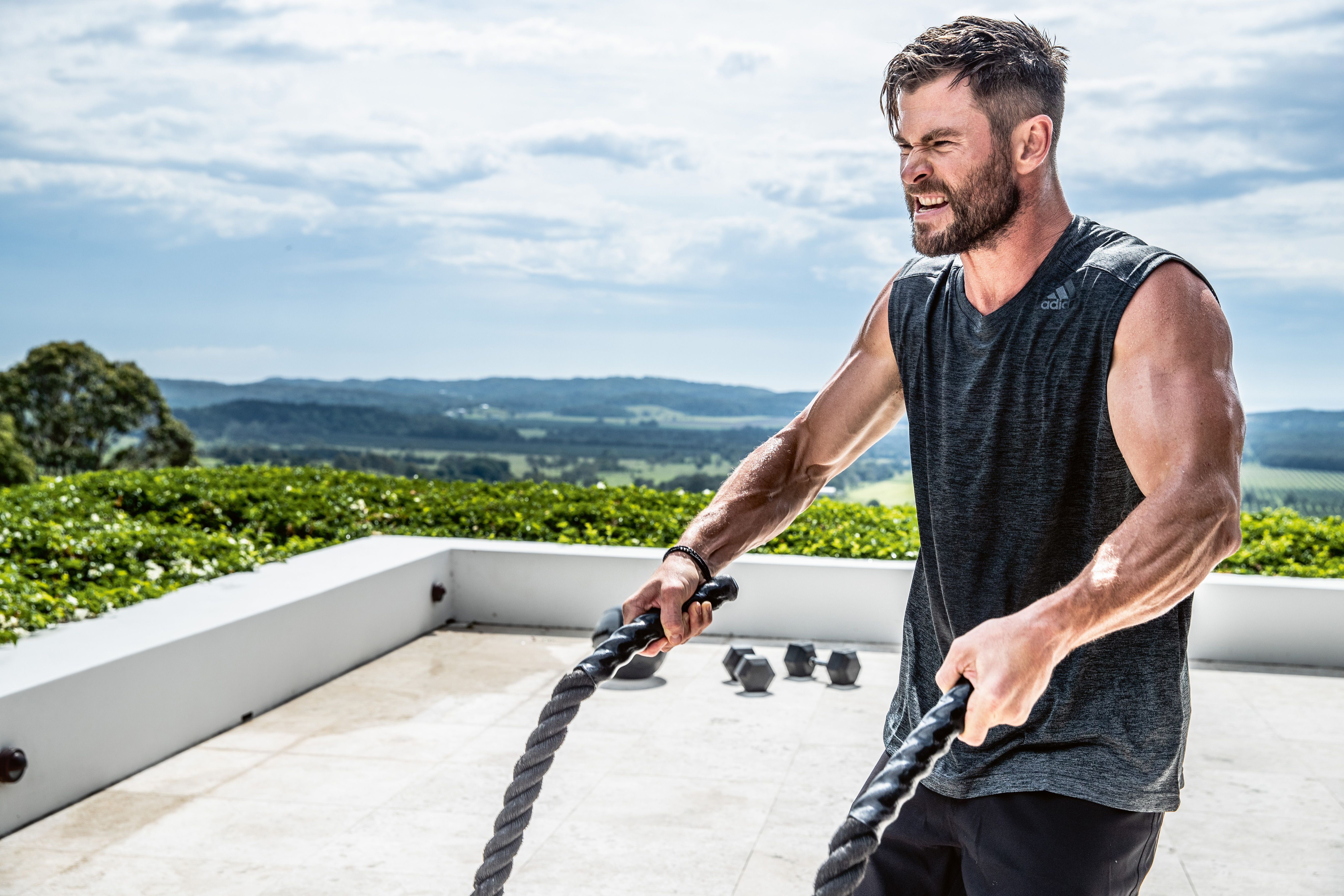 1600x1200 Chris Hemsworth Mens Health 2019 5k 1600x1200 Resolution Hd 4k Wallpapers Images Backgrounds Photos And Pictures
