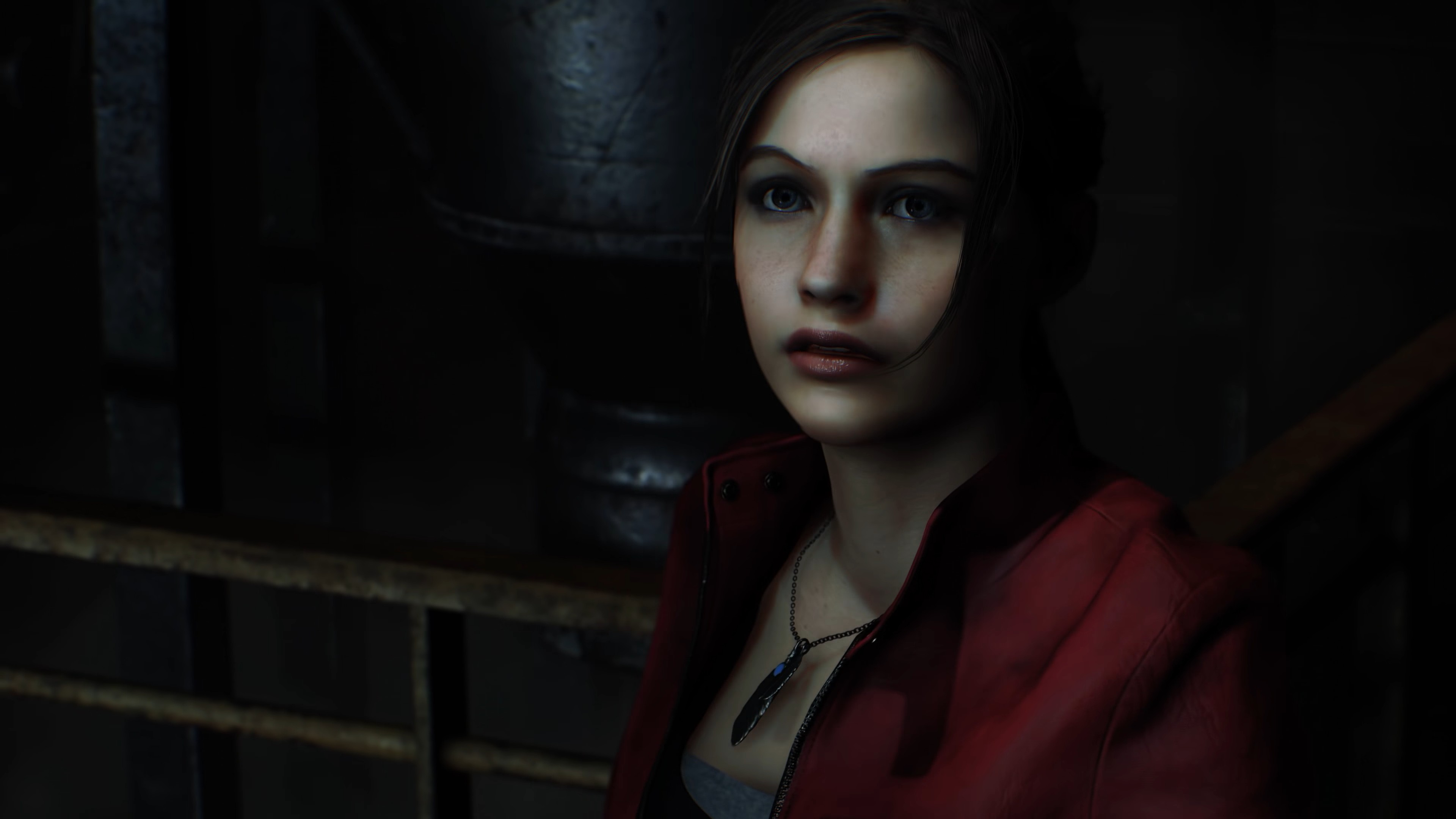 1920x1080 Claire Redfield Resident Evil 2 Laptop Full Hd 1080p Hd