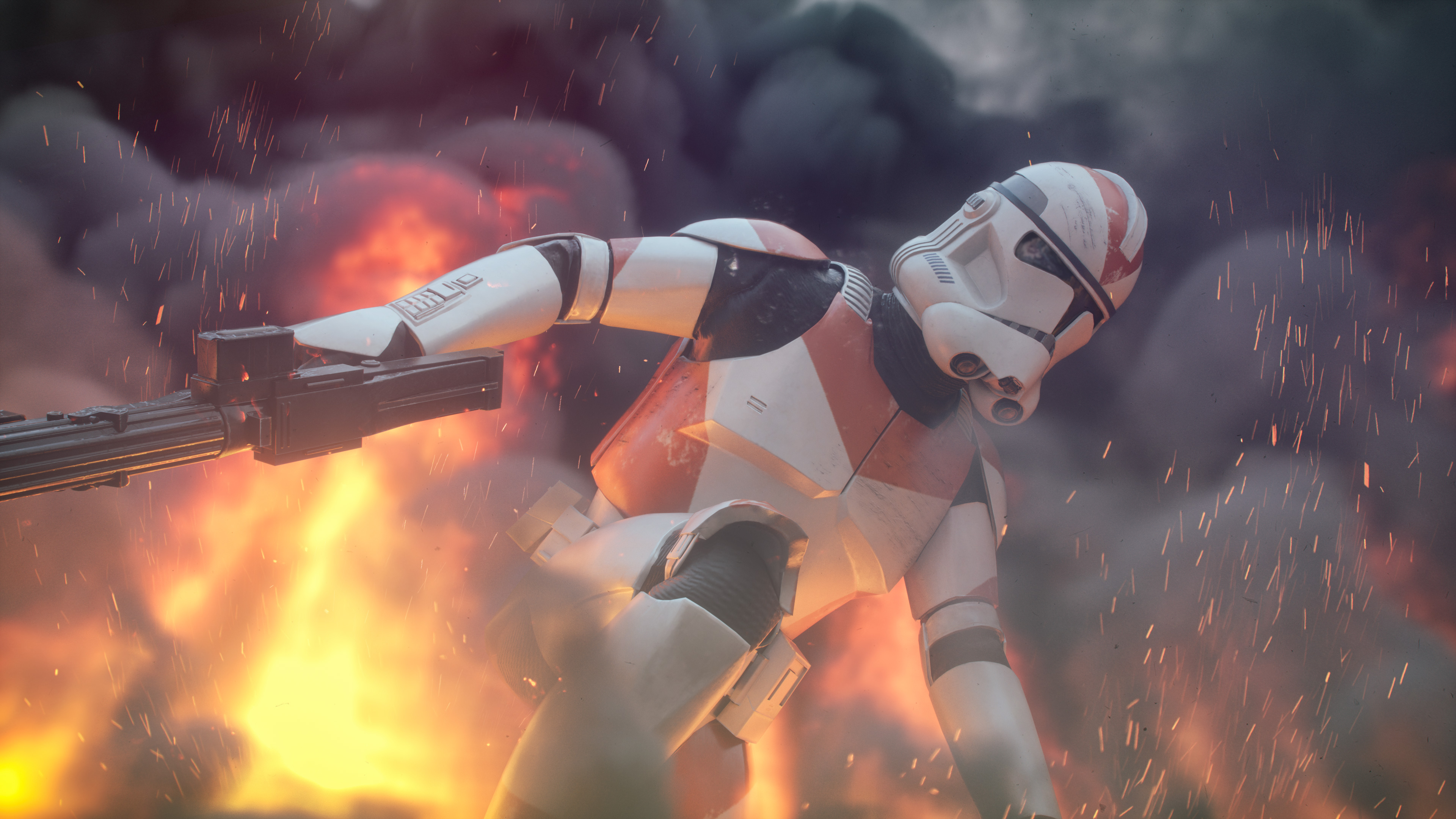 2048x1152 Clone Trooper 212th Battalion 2048x1152 Resolution Hd 4k Wallpapers Images Backgrounds Photos And Pictures