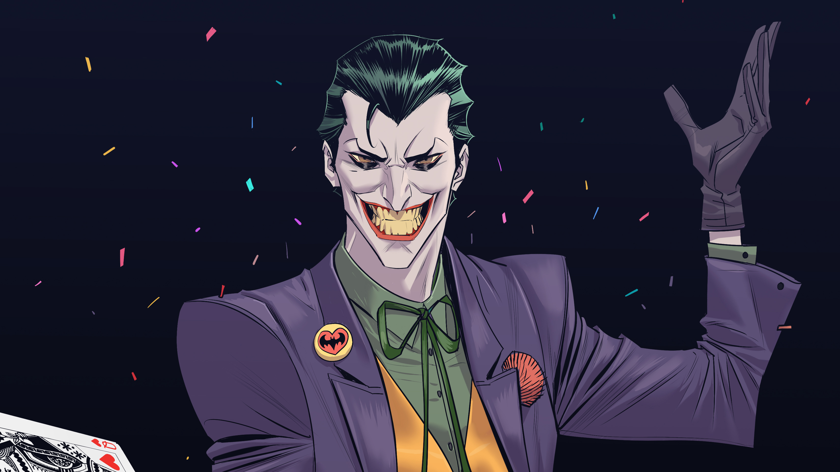 1920x1080 Cool Joker Laptop Full Hd 1080p Hd 4k Wallpapers Images Backgrounds Photos And Pictures