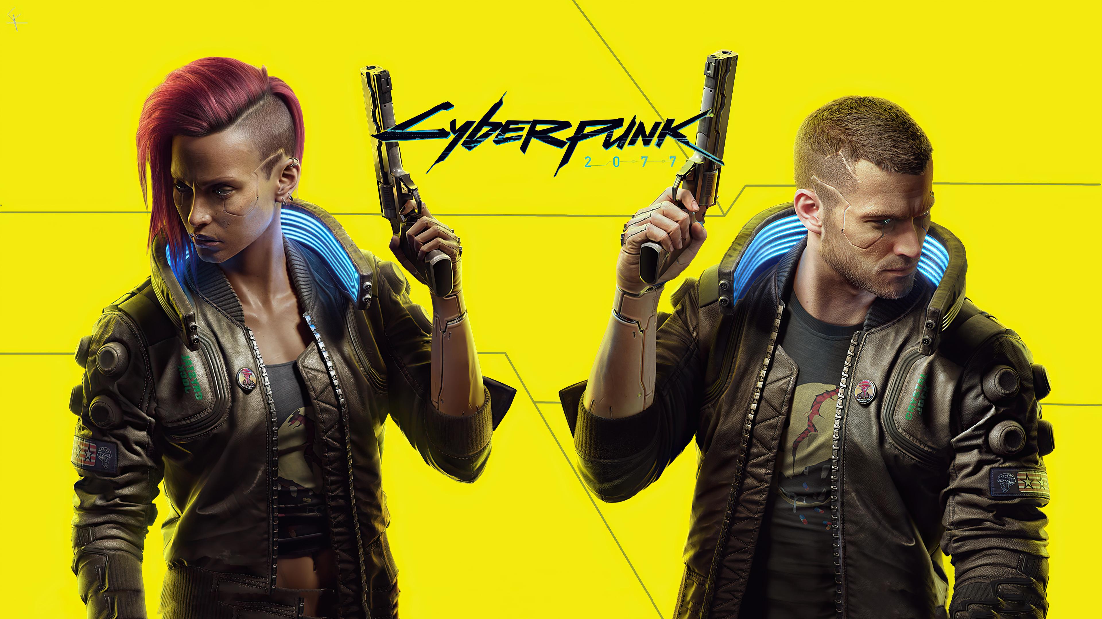 Cyberpunk 2077 2020 4k Game, HD Games, 4k Wallpapers ...