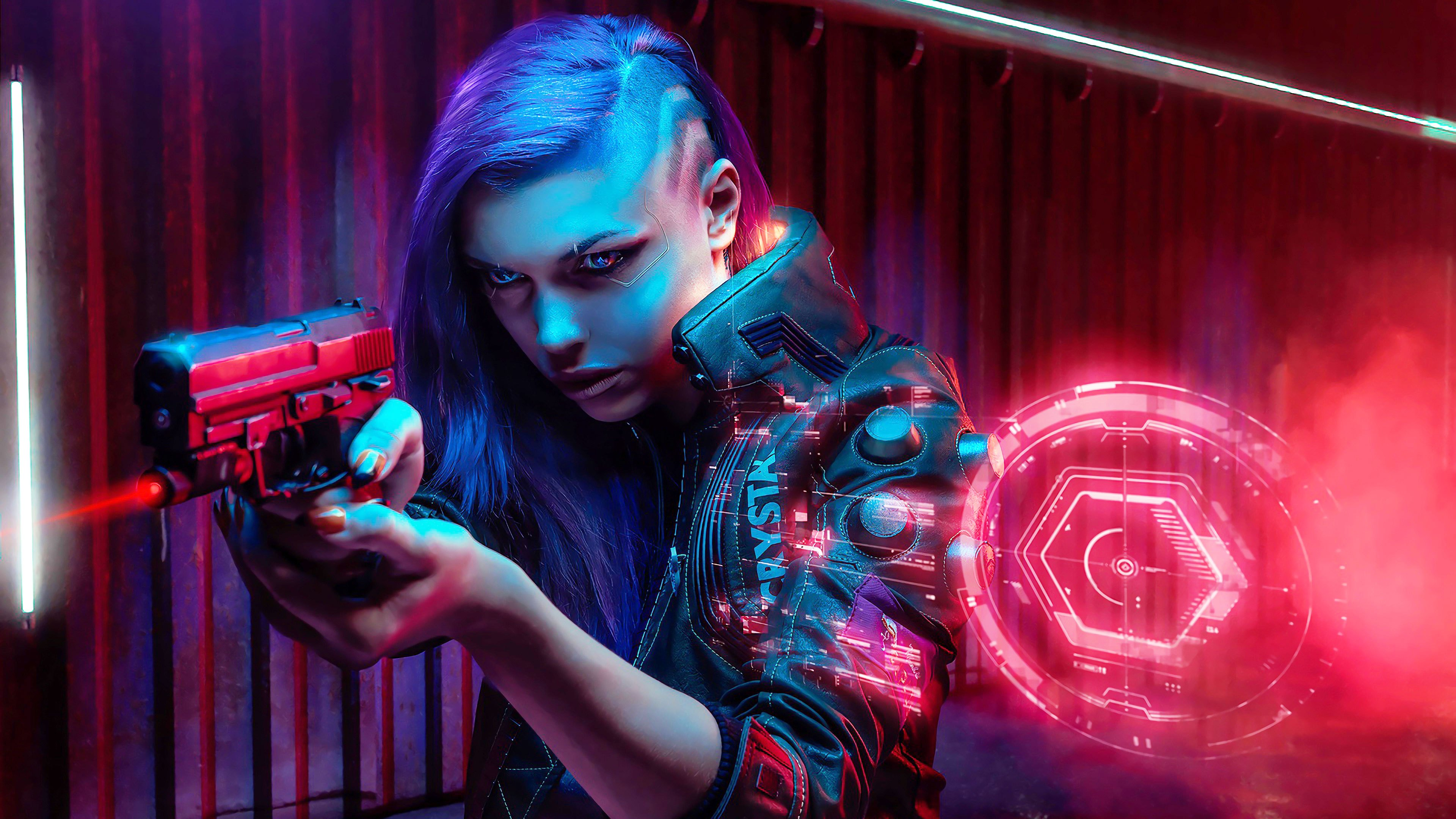 Cyberpunk 2077 4k 2020 Hd Games 4k Wallpapers Images Backgrounds Photos And Pictures