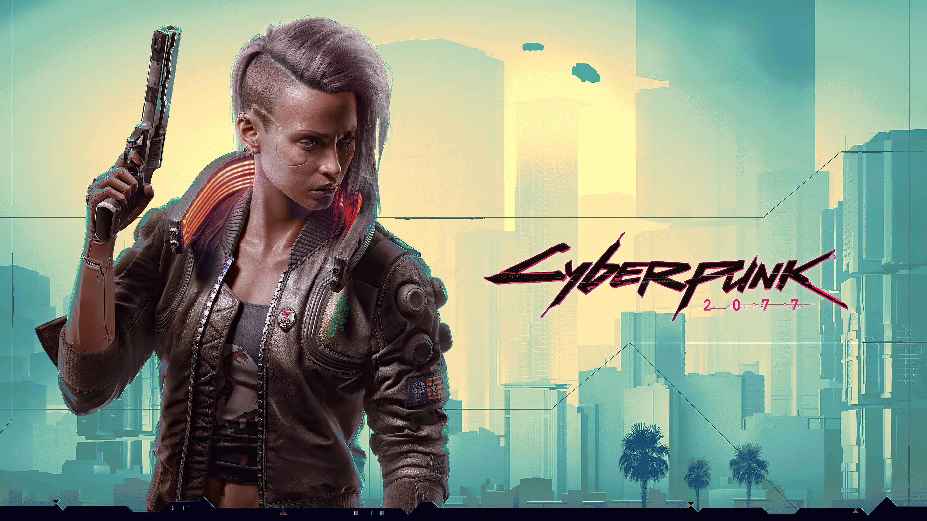 Cyberpunk 2077 Art 2020 4k Hd Games 4k Wallpapers Images Backgrounds Photos And Pictures