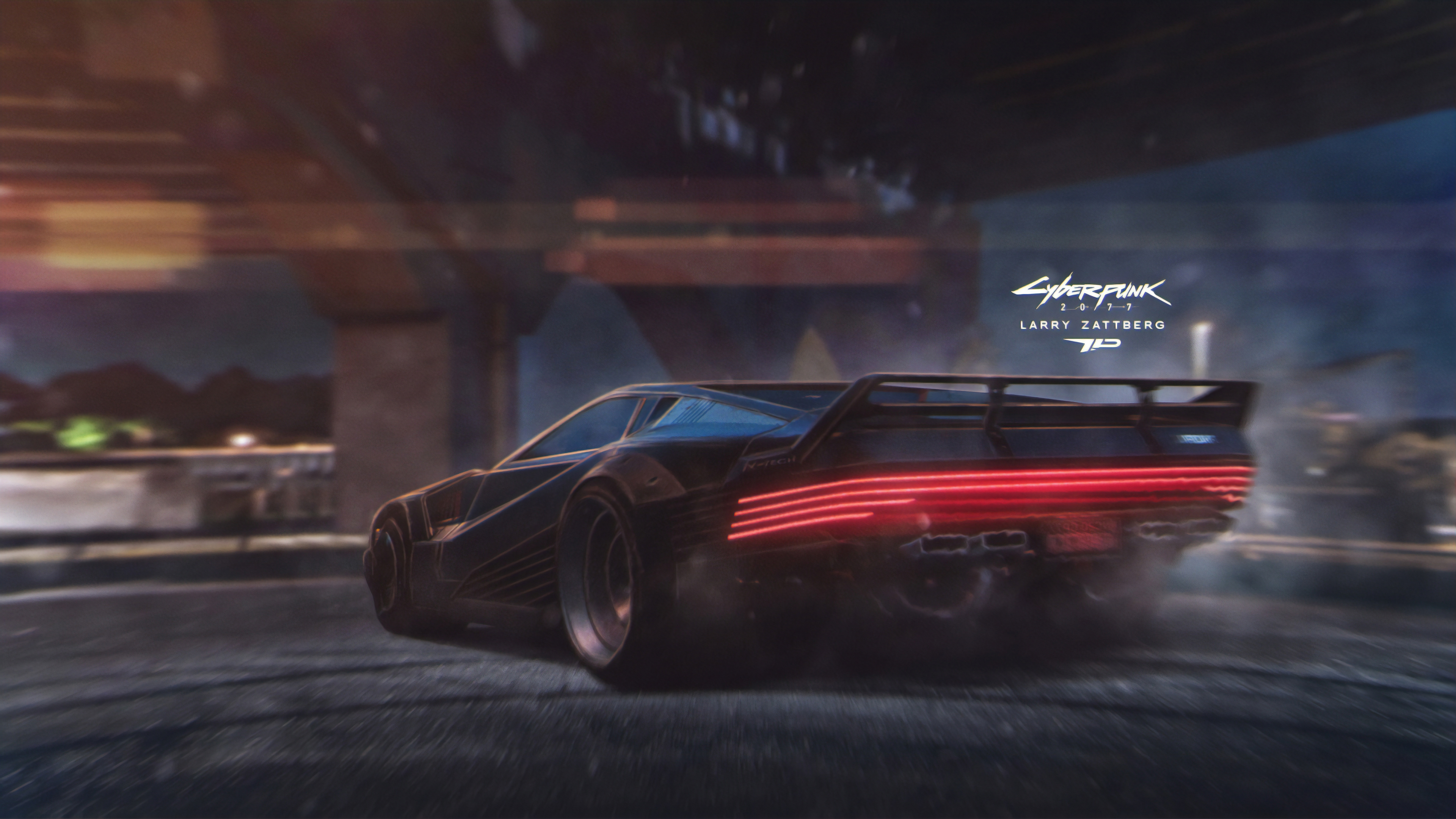 Cyberpunk 2077 Car 4k Hd Games 4k Wallpapers Images Backgrounds Photos And Pictures