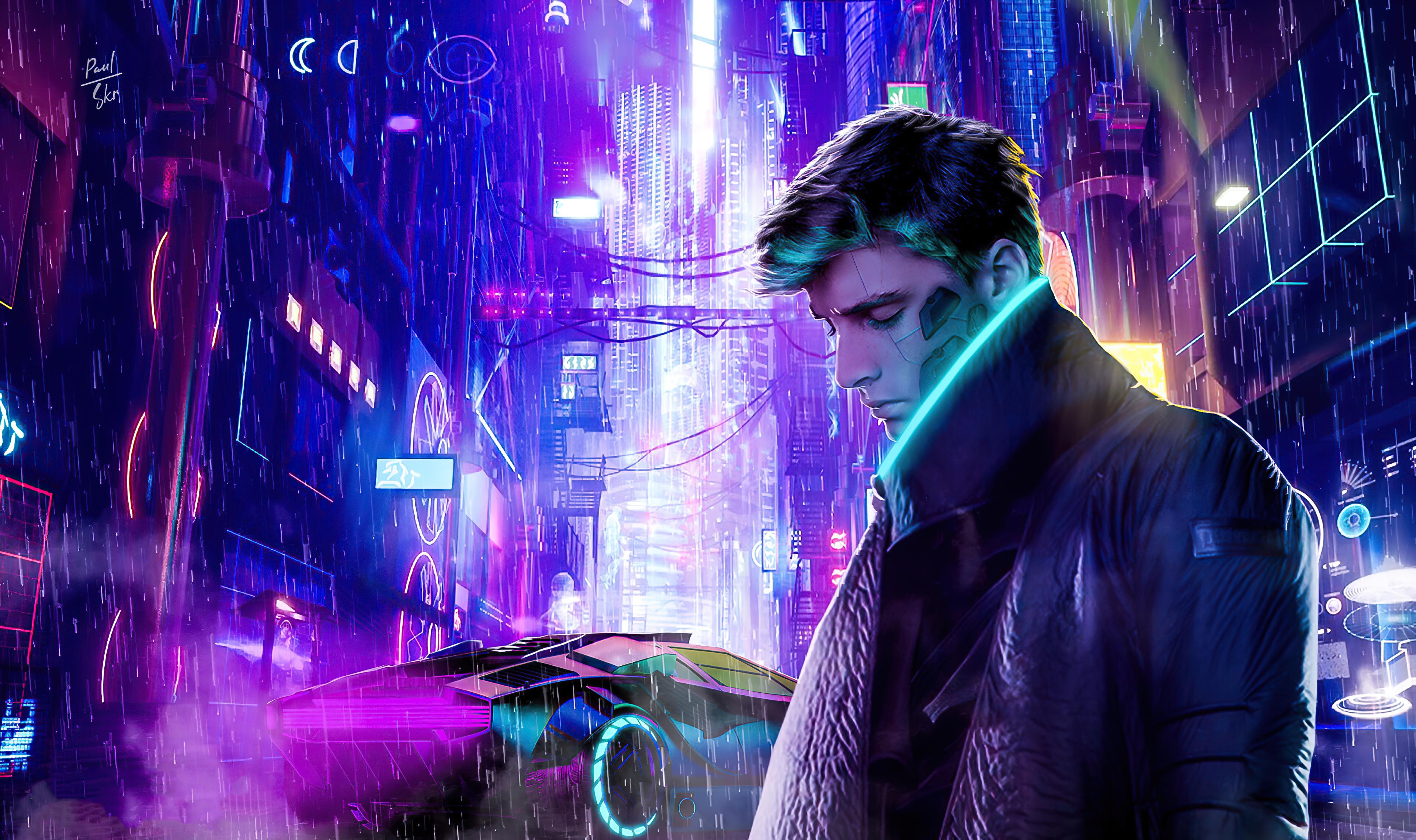 Cyberpunk 2077 Cosplay 2020, HD Games, 4k Wallpapers ...