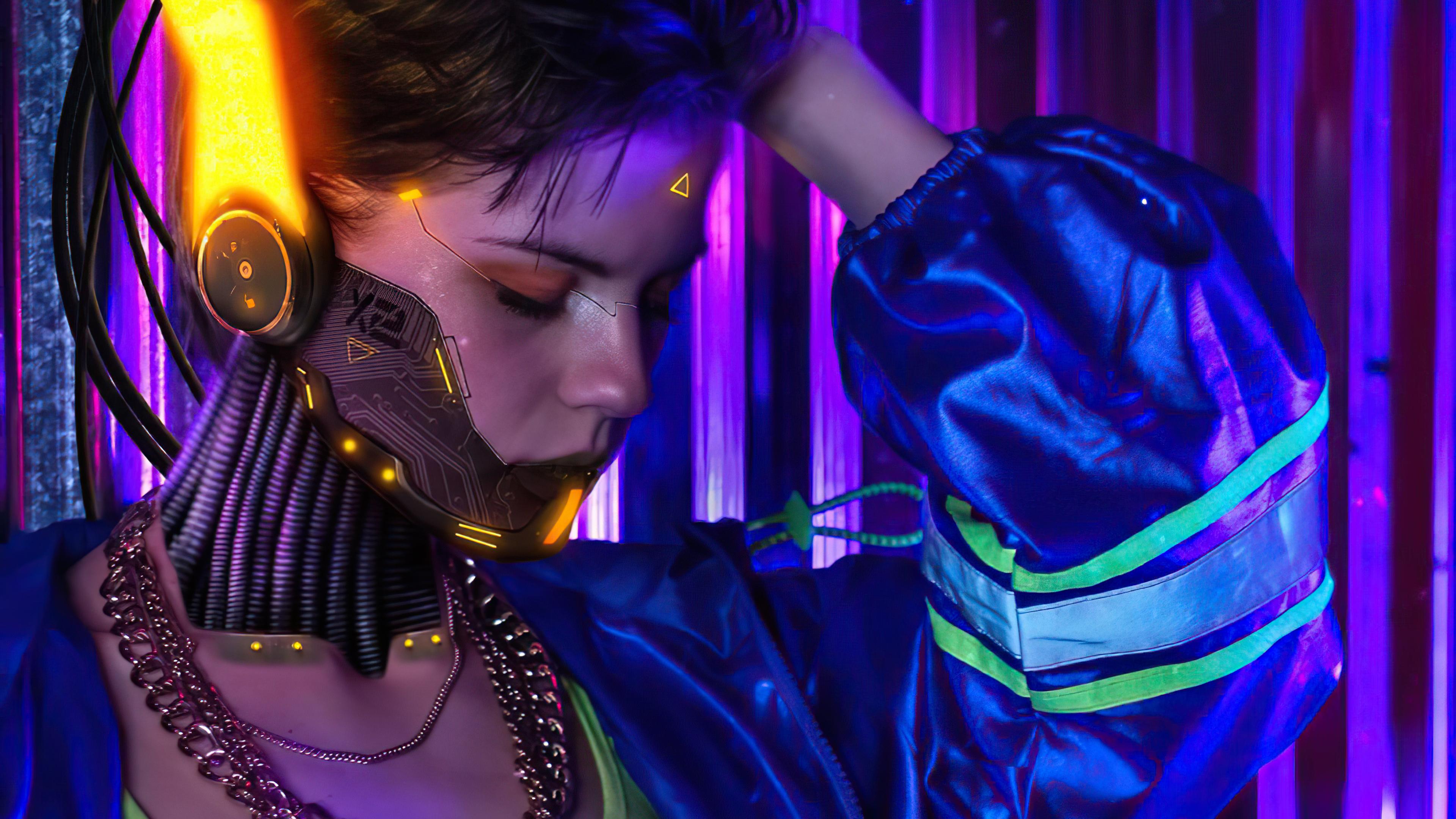 Cyberpunk 2077 Cosplay Girl 4k, HD Games, 4k Wallpapers ...