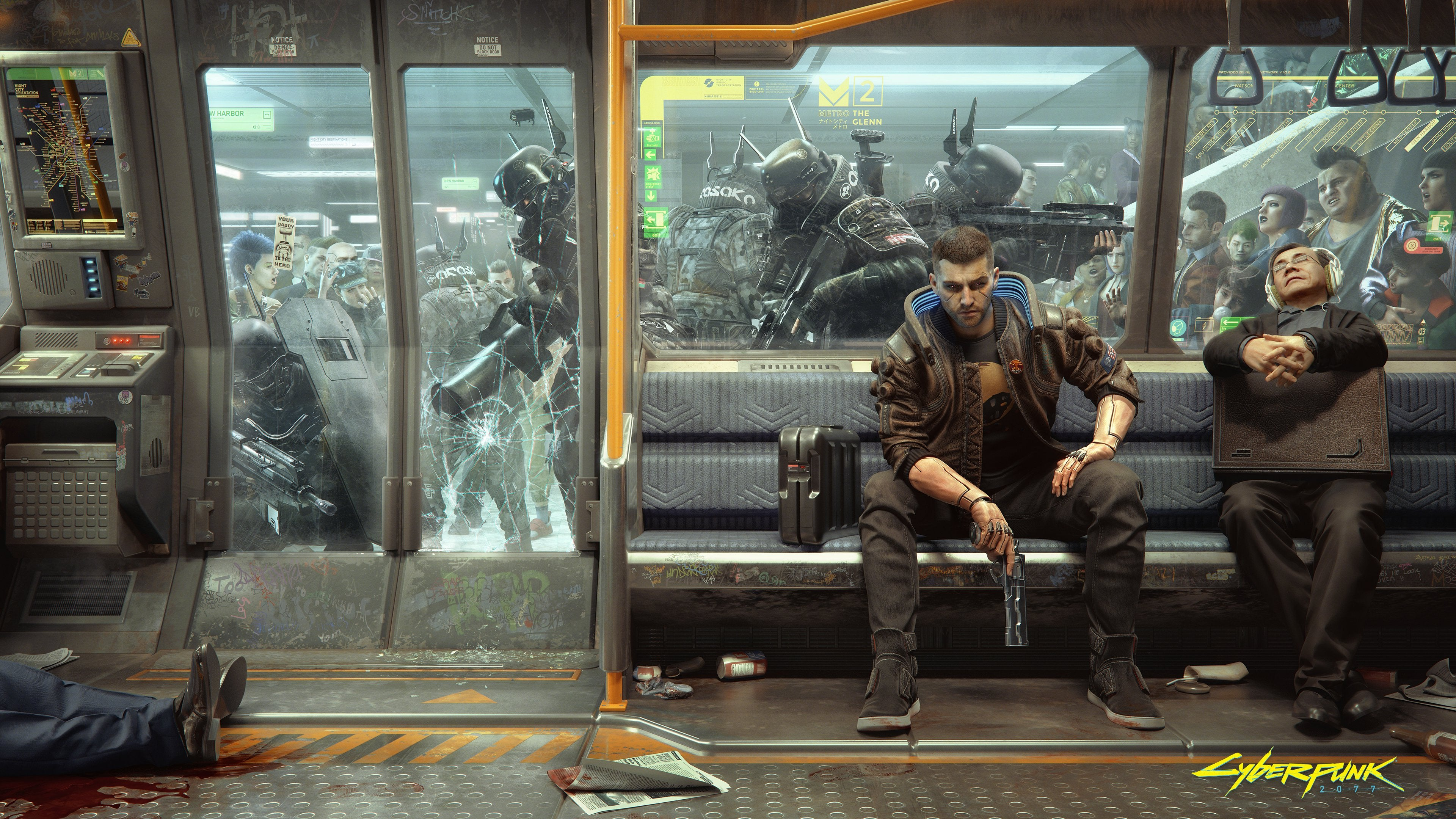 Cyberpunk 2077 Game 2020 4k Hd Games 4k Wallpapers Images Backgrounds Photos And Pictures