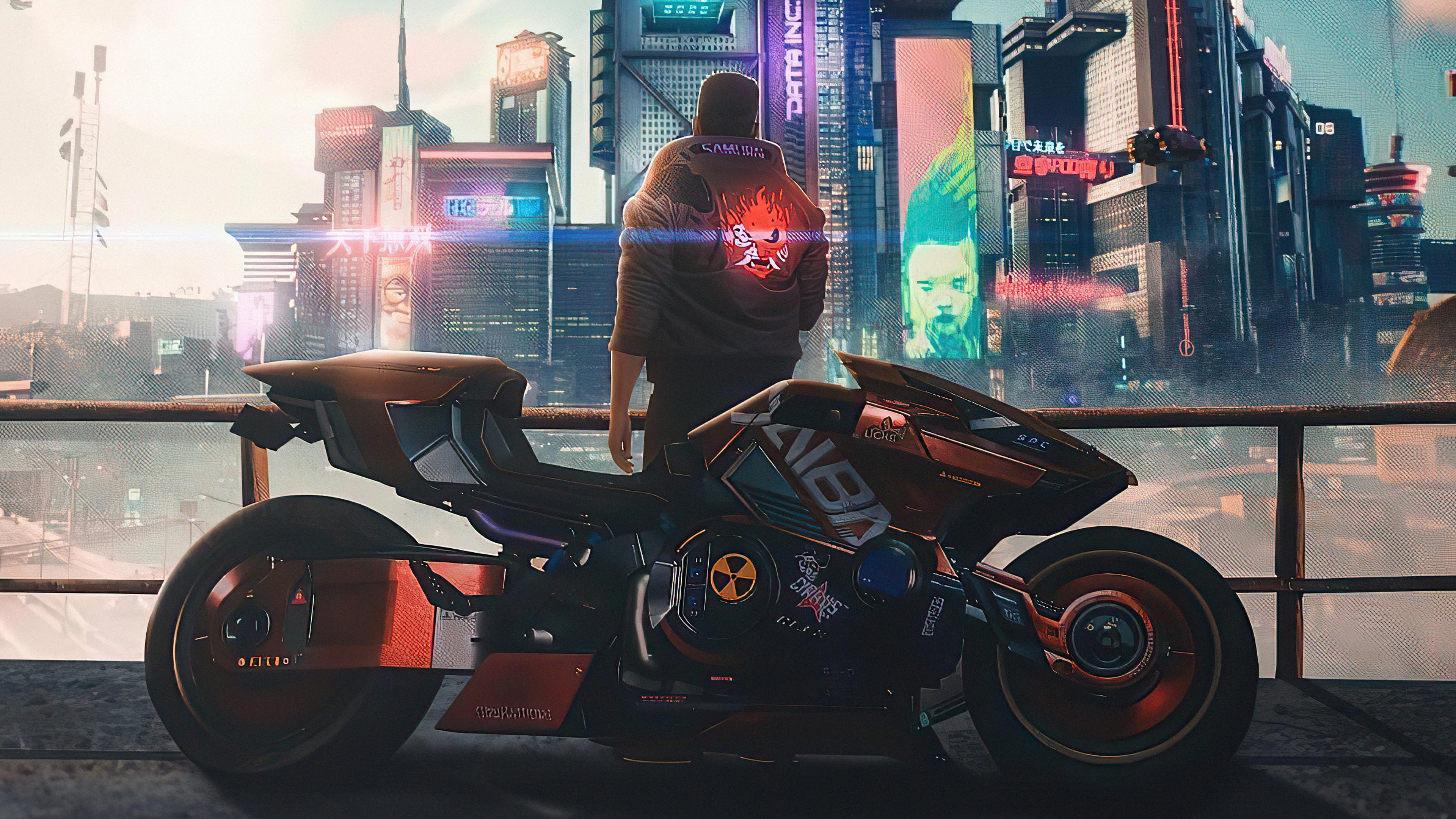 Cyberpunk 2077 Samurai Jacket, HD Games, 4k Wallpapers ...