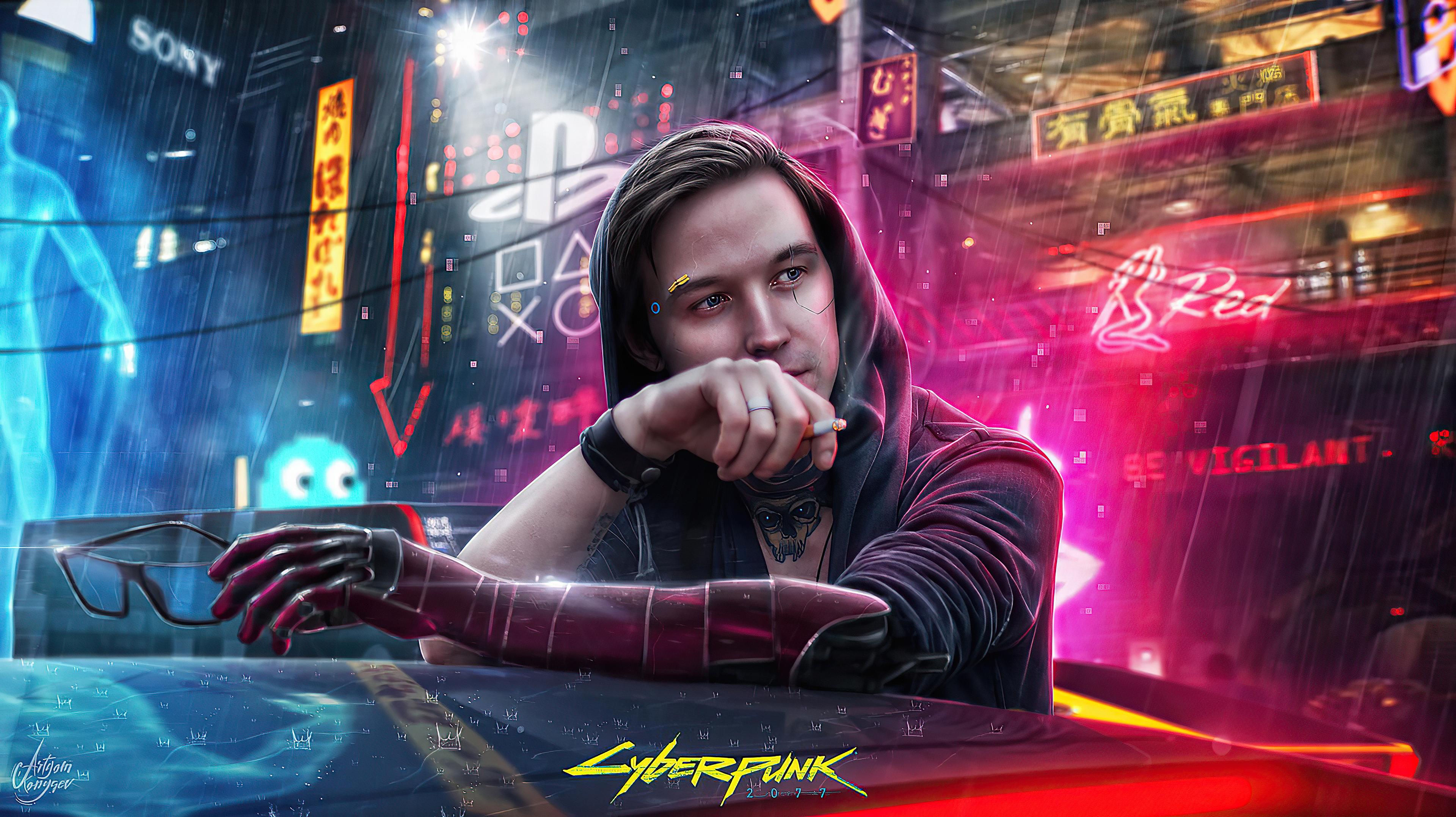 Cyberpunk 2077 Street Boy 4k, HD Games, 4k Wallpapers ...