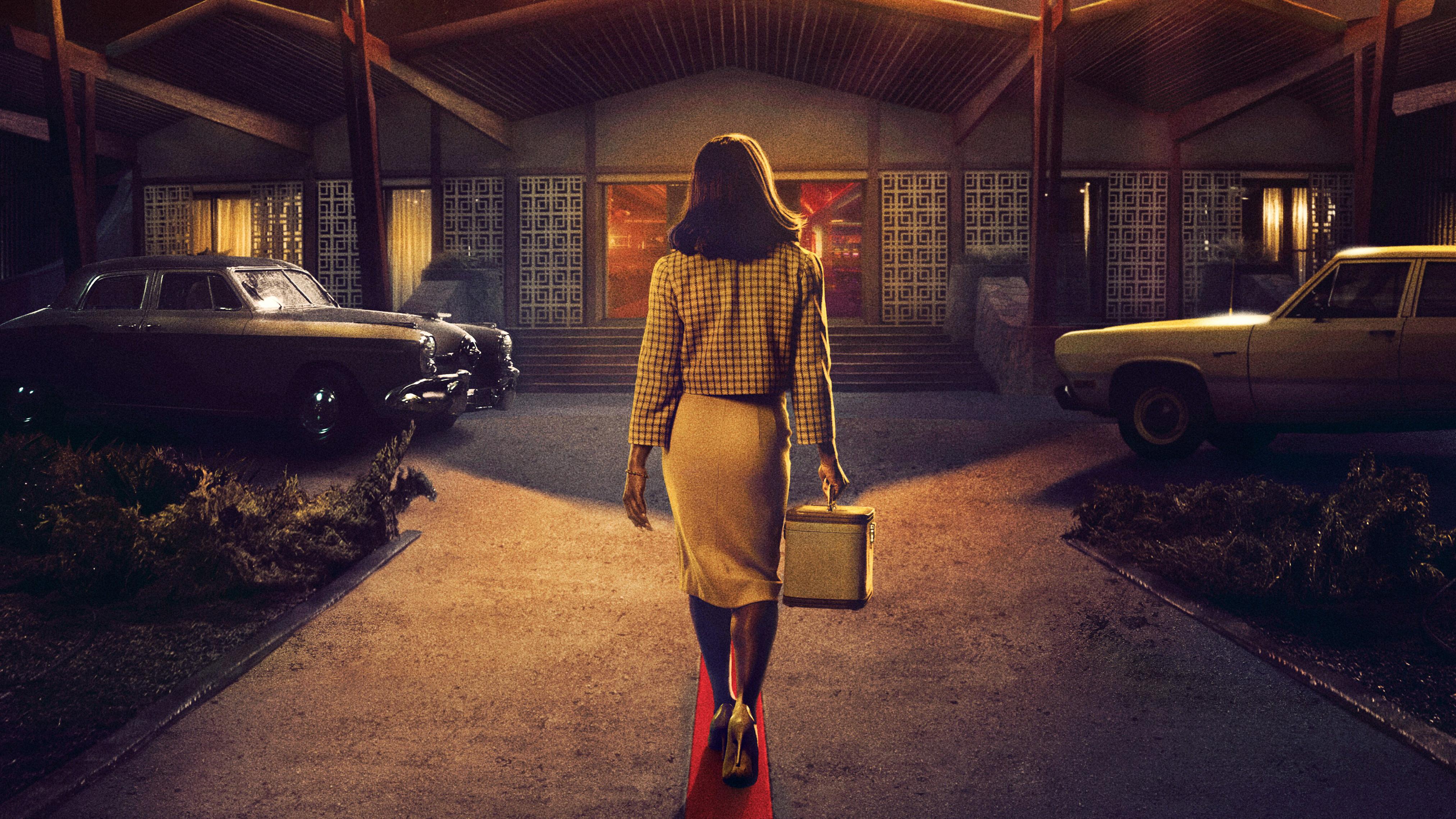 Cynthia Erivo In Bad Times At The El Royale Hd Movies 4k
