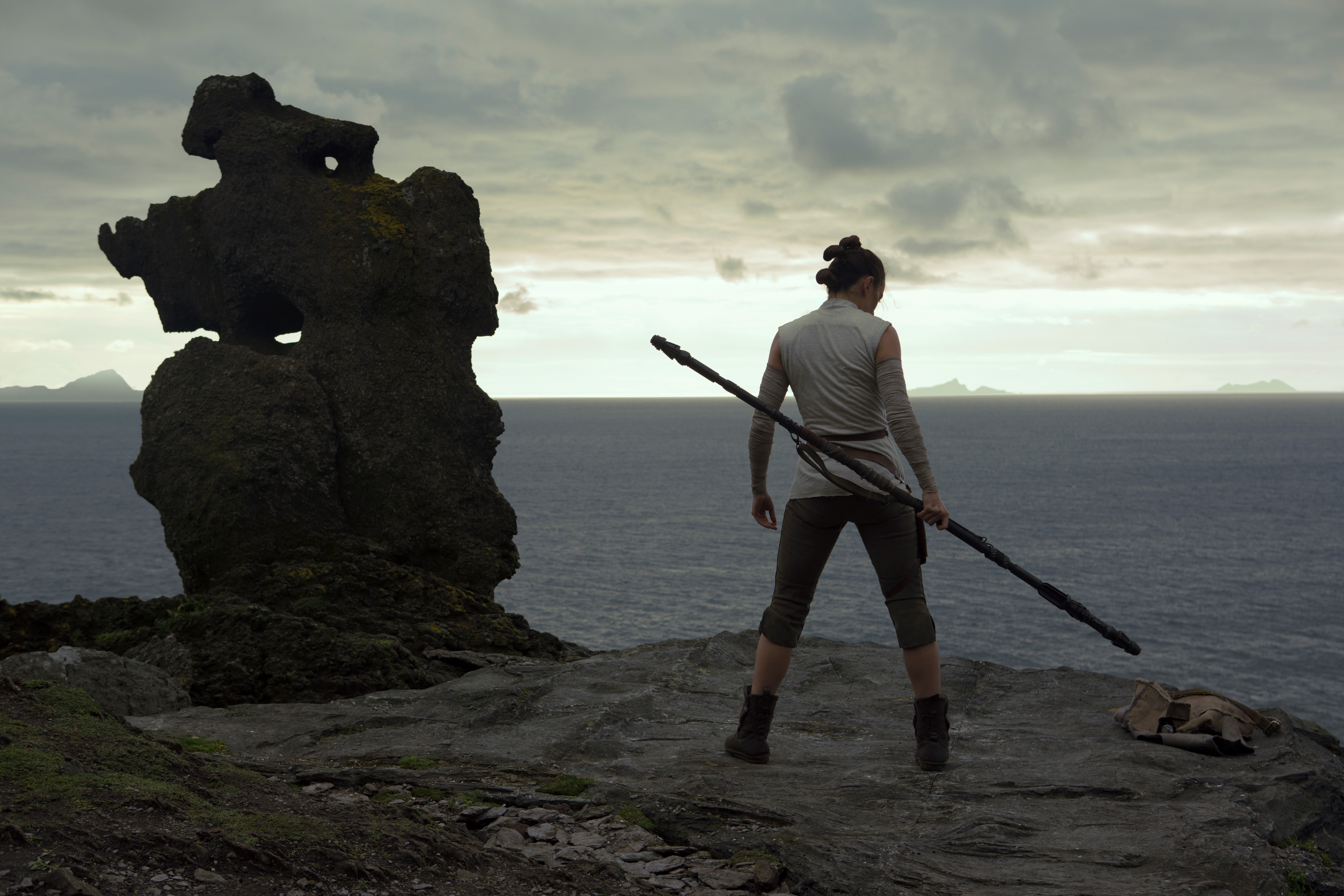 Daisy Ridley Rey Star Wars The Last Jedi 5k Hd Movies 4k Wallpapers Images Backgrounds Photos And Pictures