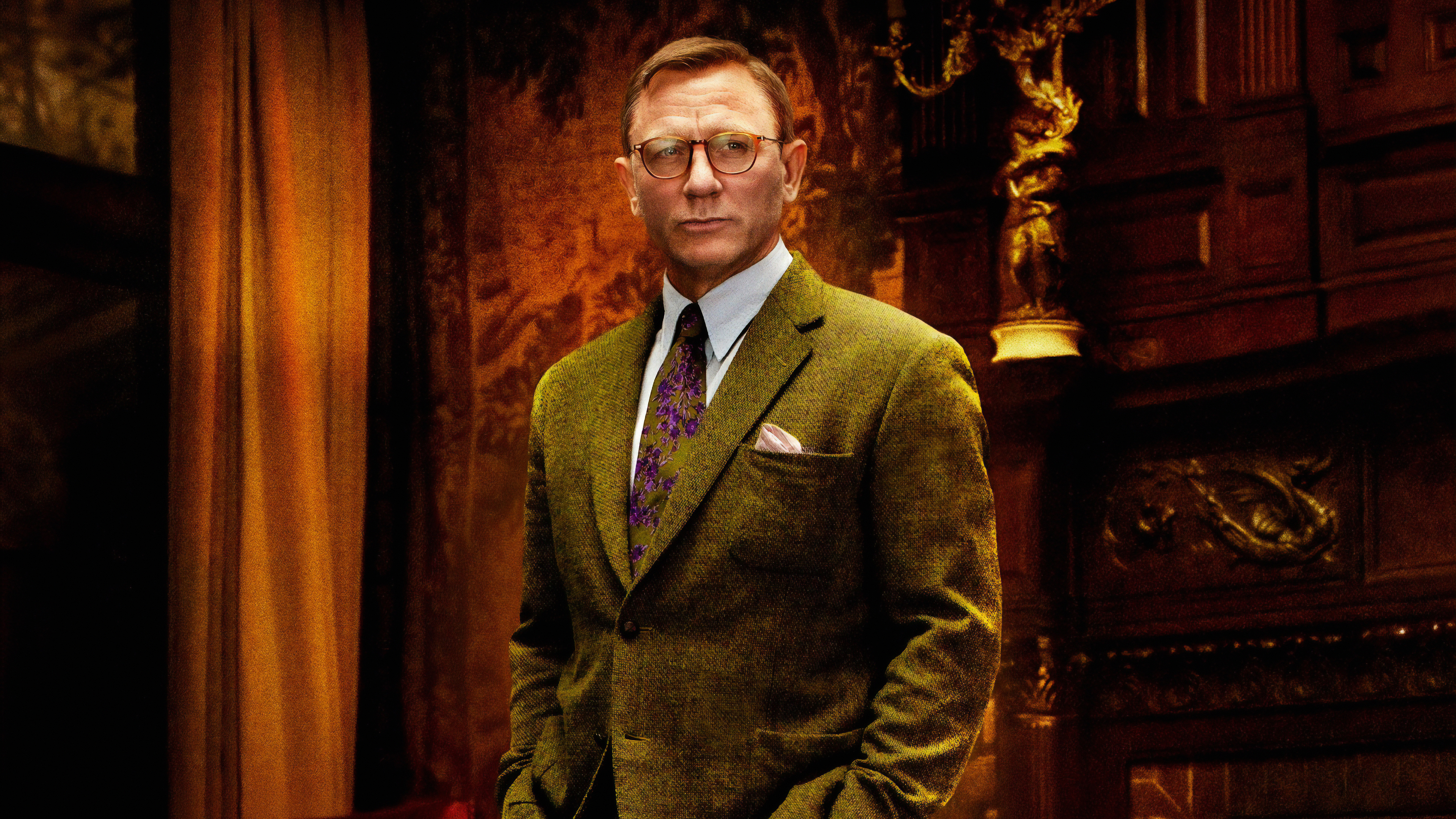 Daniel Craig In Knives Out 2019 Hd Movies 4k Wallpapers Images Backgrounds Photos And Pictures
