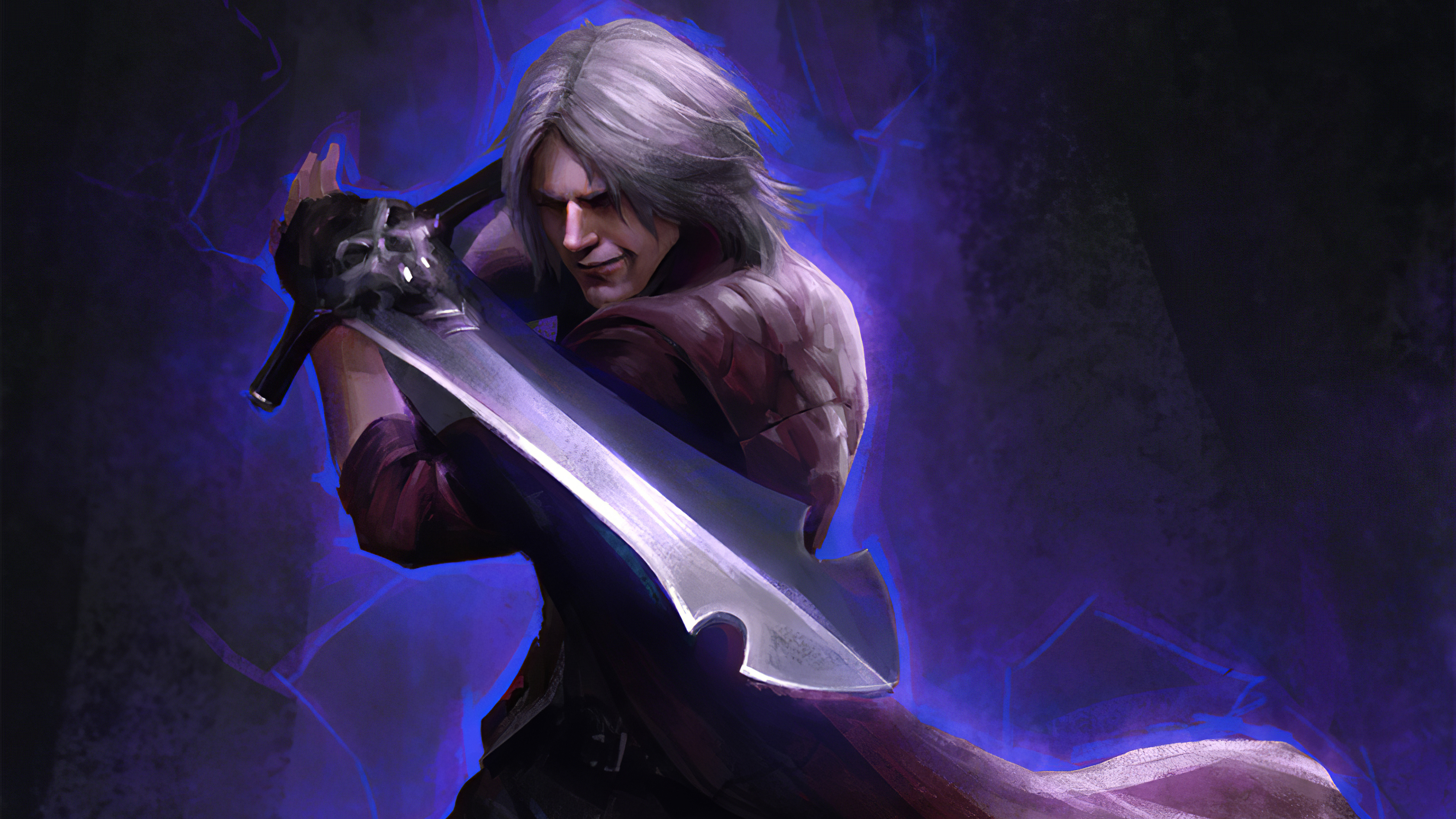 Dante Devil May Cry 5 4k Hd Games 4k Wallpapers Images