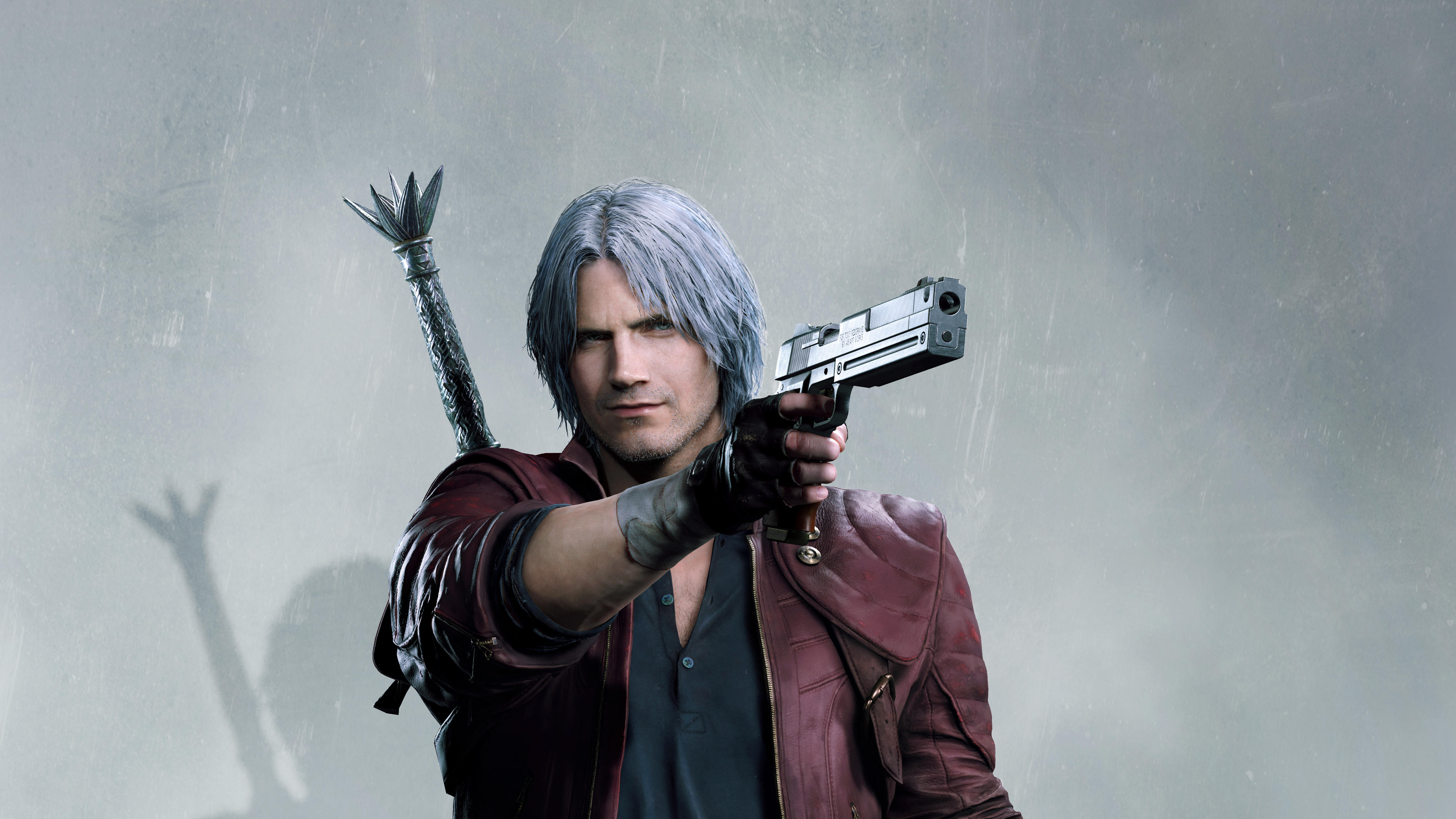 Dante Devil May Cry 5 Hd Games 4k Wallpapers Images