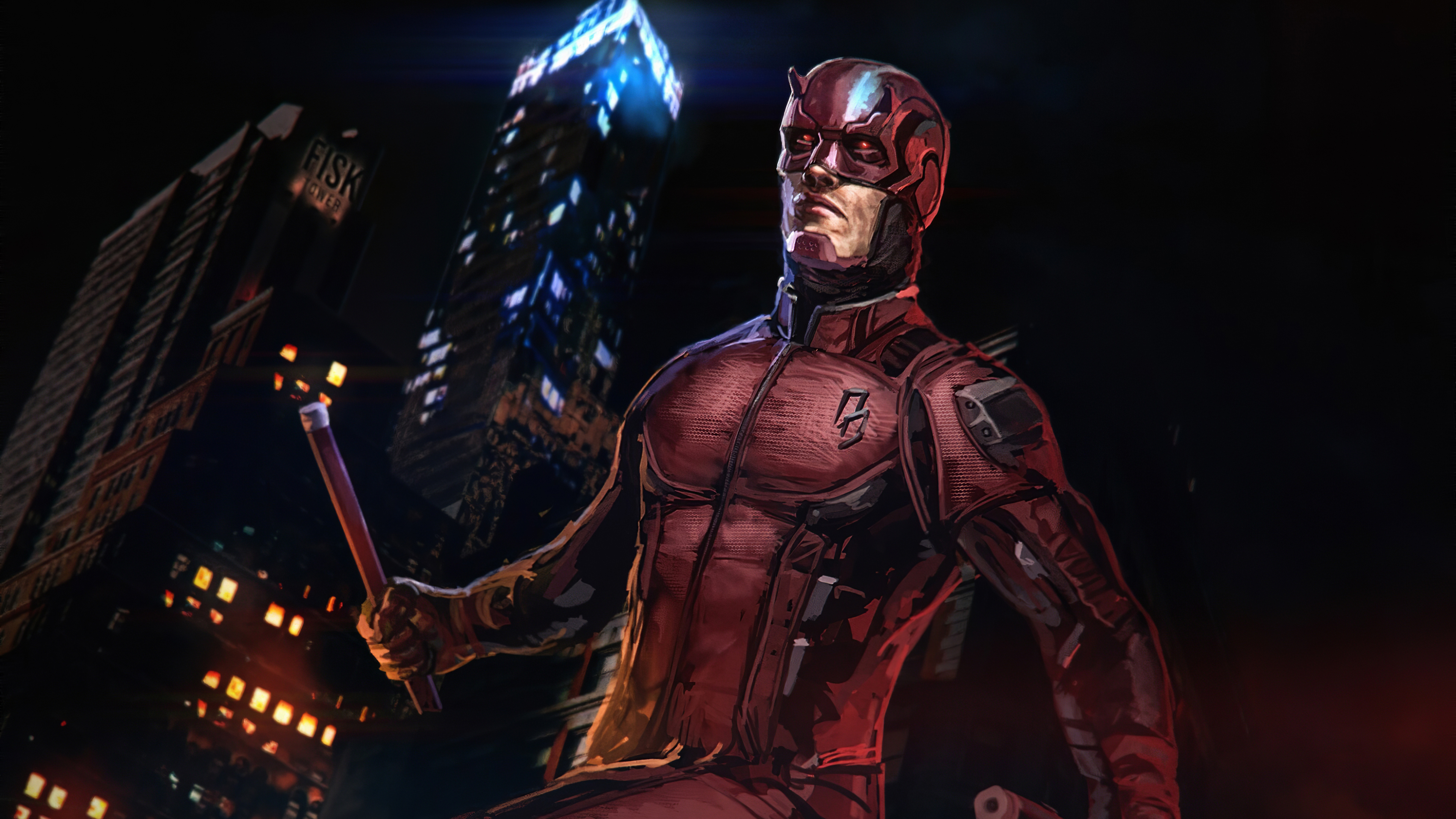 Daredevil 4k 2020, HD Superheroes, 4k Wallpapers, Images, Backgrounds, Photos and Pictures