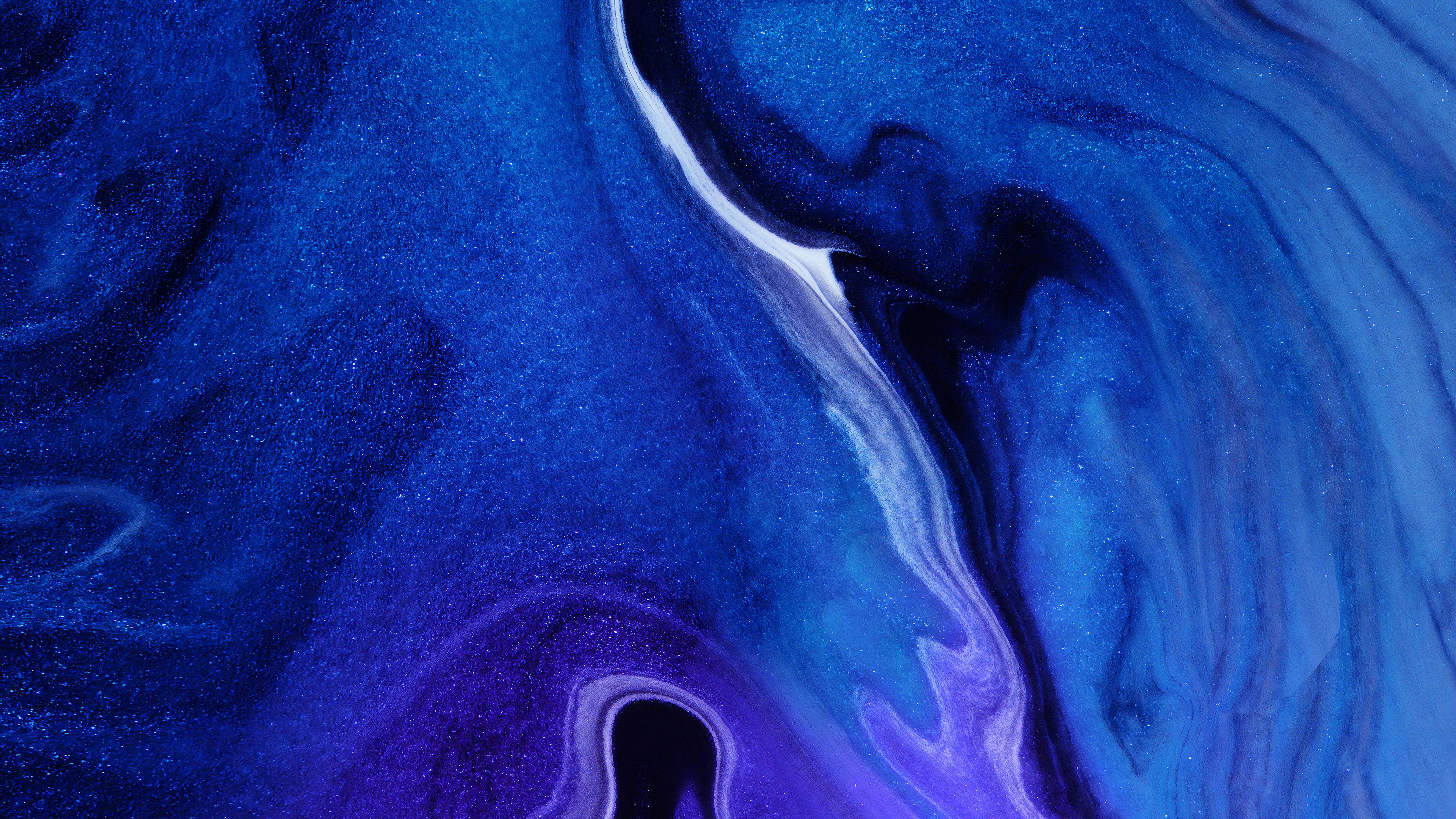 Dark Blue Color Burst 4k, HD Abstract, 4k Wallpapers ...