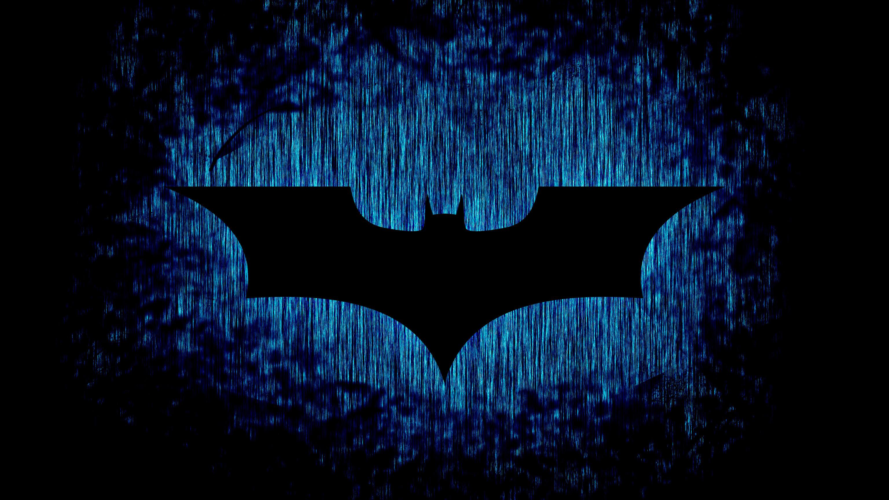 Dark Knight Logo Hd Superheroes 4k Wallpapers Images